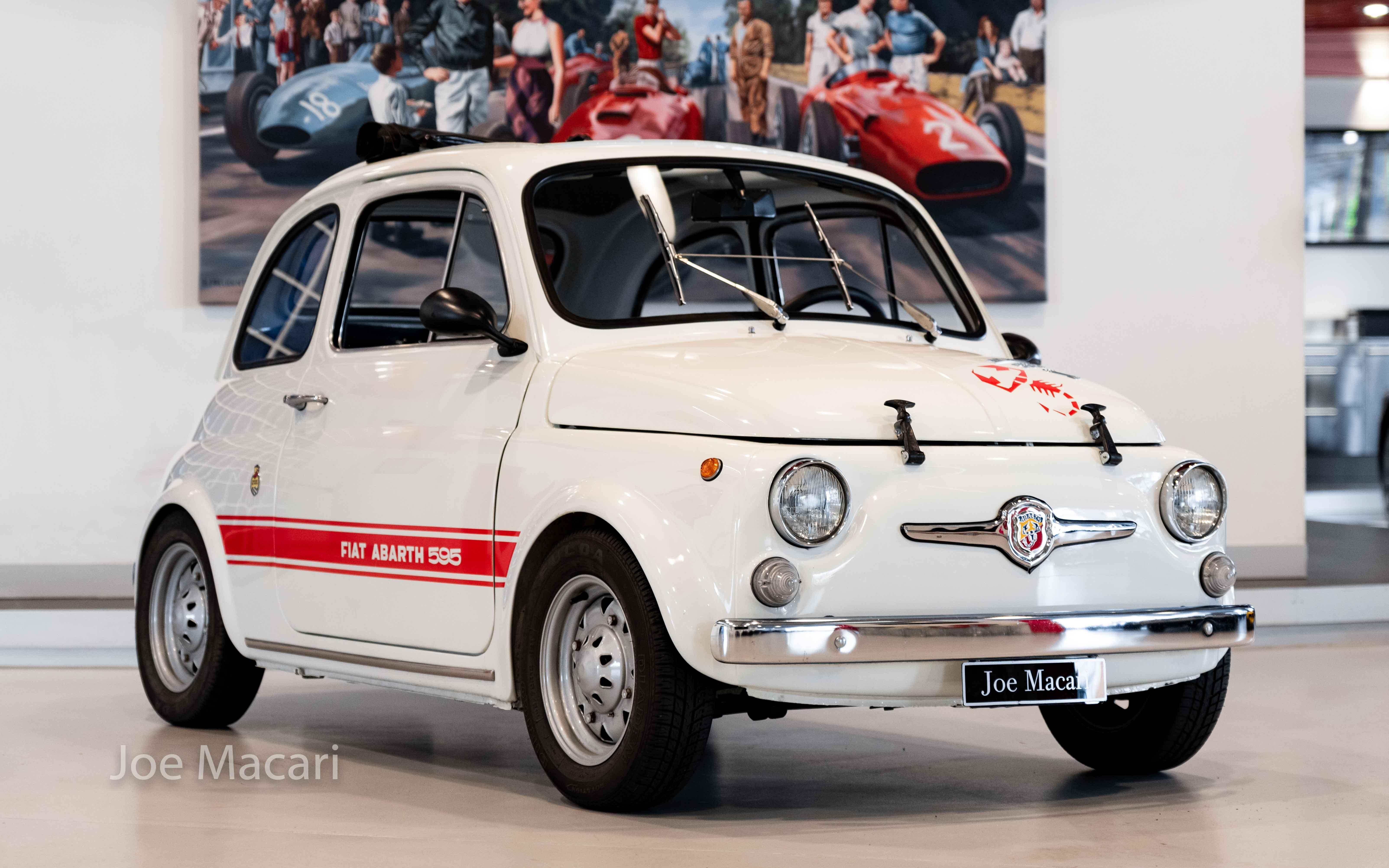 1970 Fiat 500 595 Abarth Esse Esse Classic Driver Market