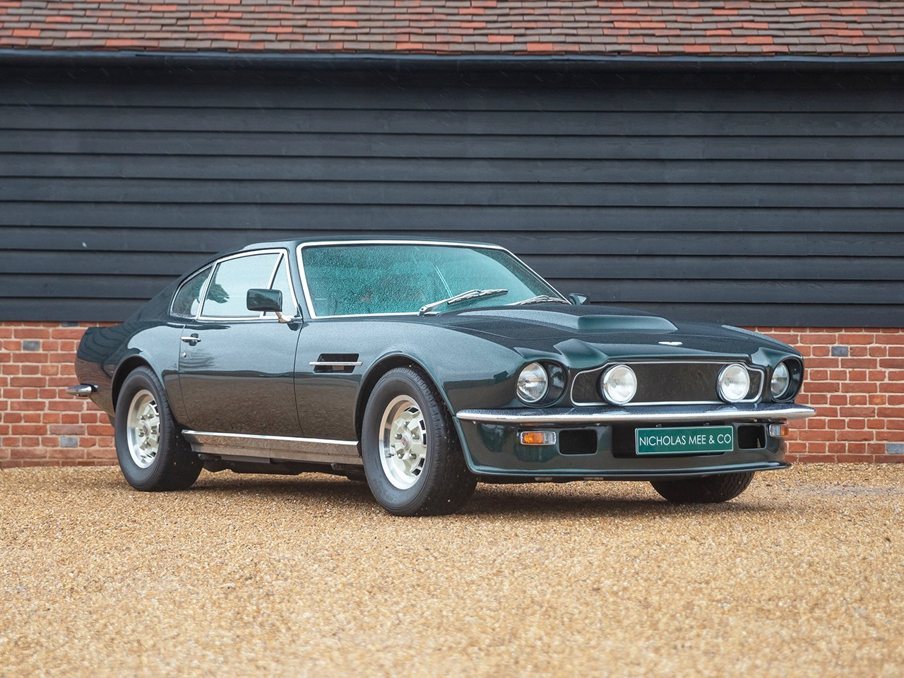 1978 Aston Martin V8 Vantage Fliptail Classic Driver Market