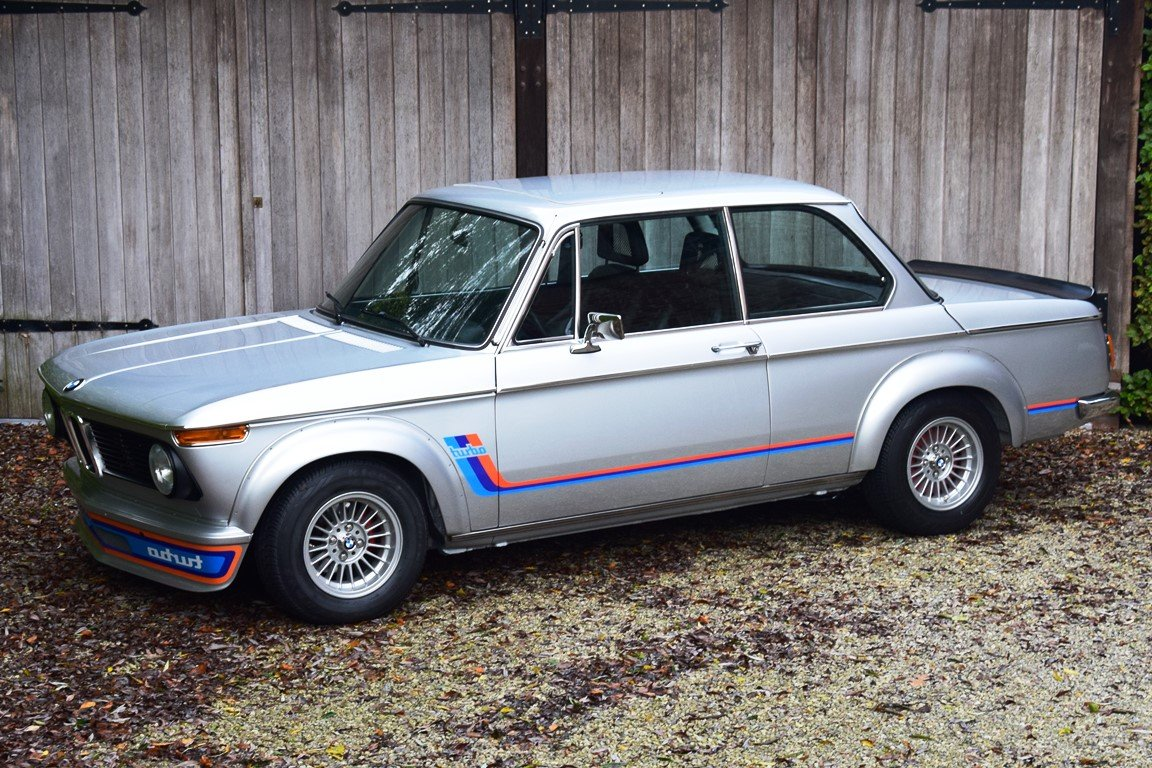 1974 Bmw 2002 Turbo Quality Restoration And Matching Nrs Classic Driver Market