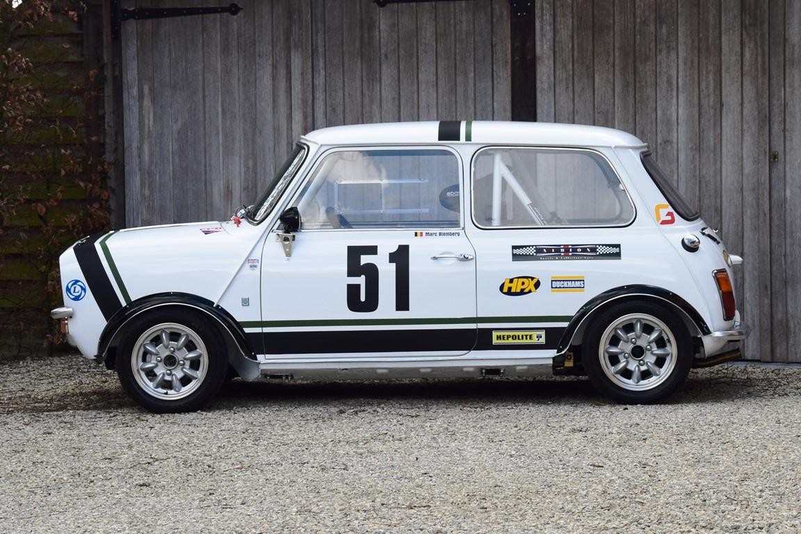 1971 Mini Classic 1275 Gt Voiture De Collection à Vendre