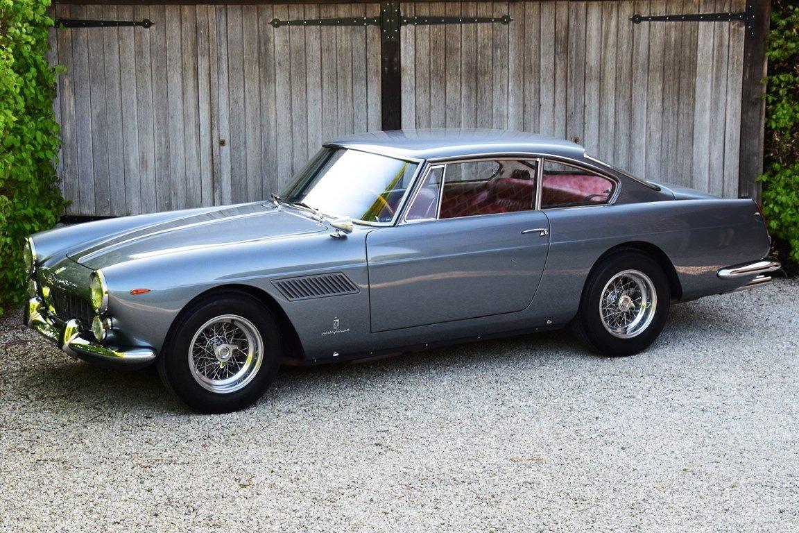 1964 Ferrari 330 America Classiche Certified Concours Condition Classic Driver Market