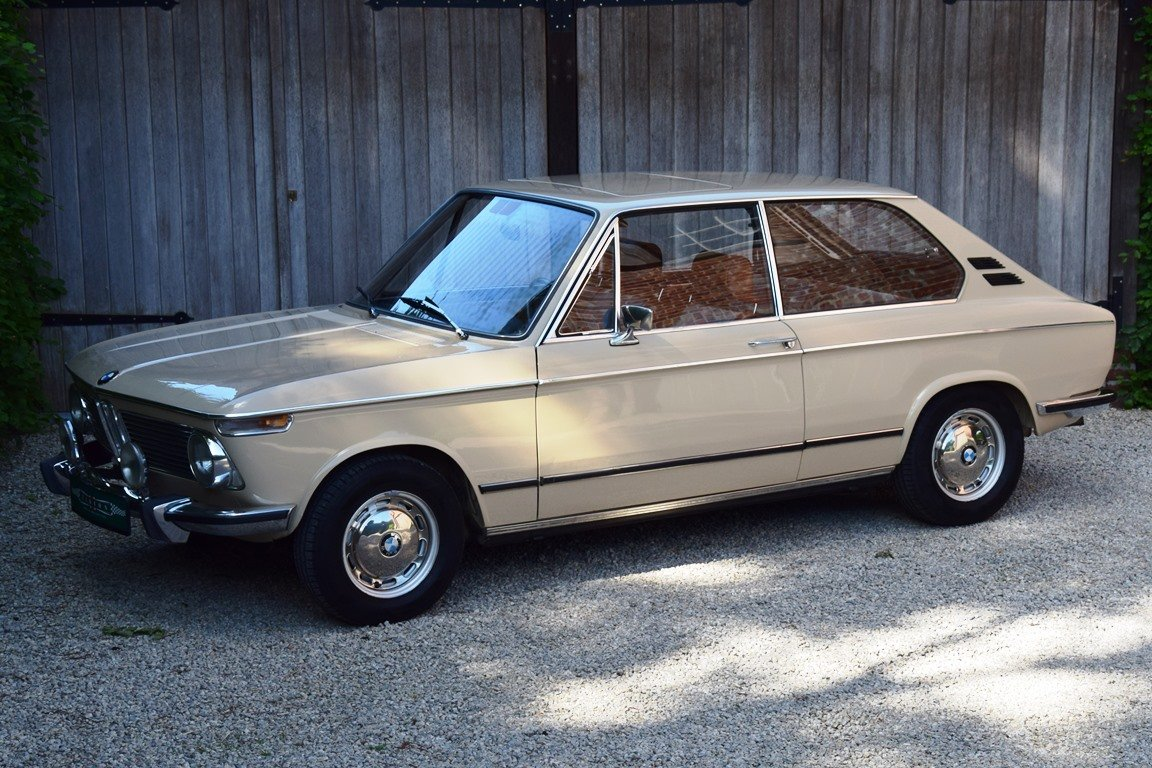 1971 Bmw 2002 Tii Touring In Original And Unrestored Condition Classic Driver Market