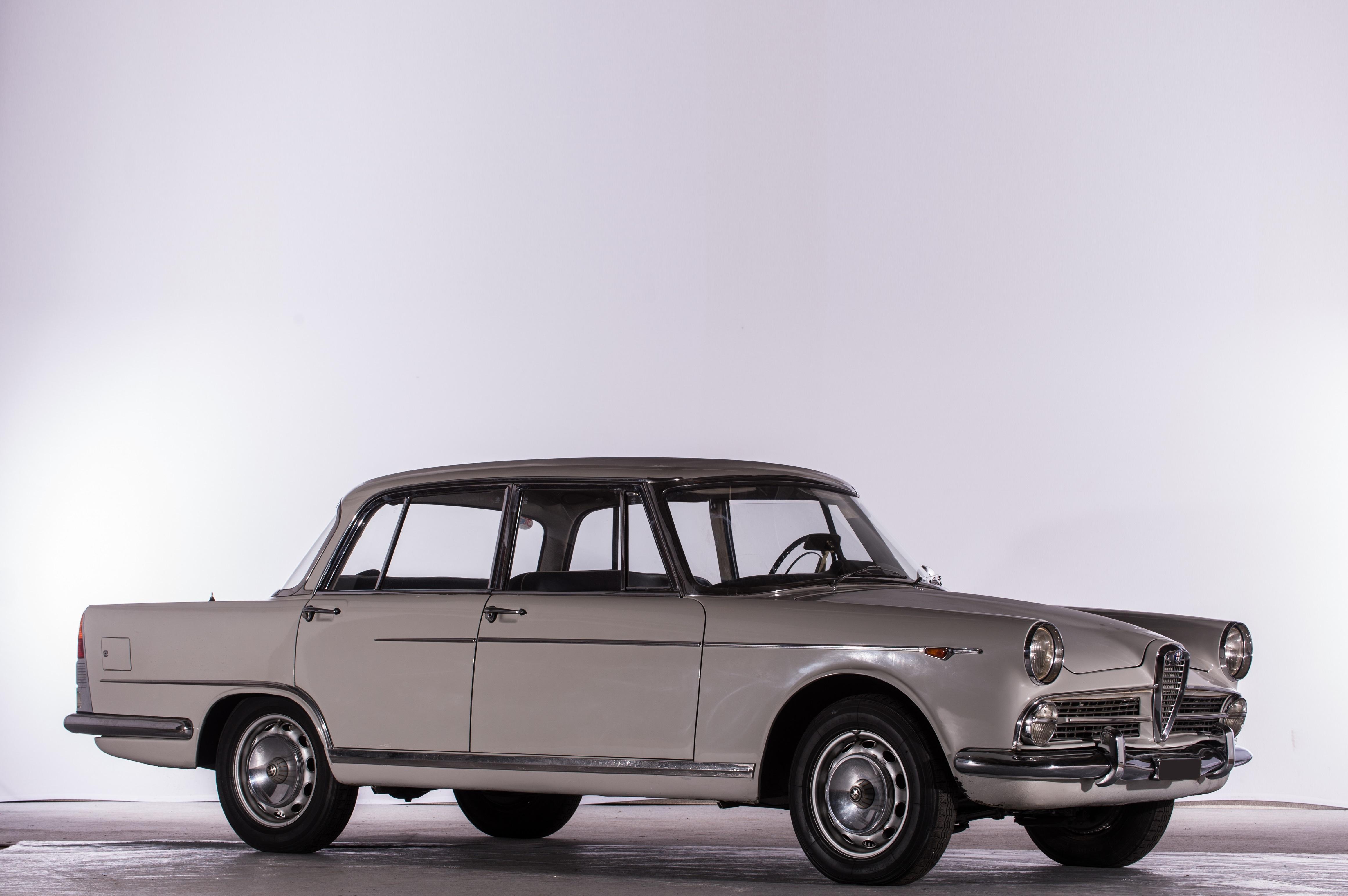 1960 alfa romeo 2000 berlina classic driver market. Black Bedroom Furniture Sets. Home Design Ideas