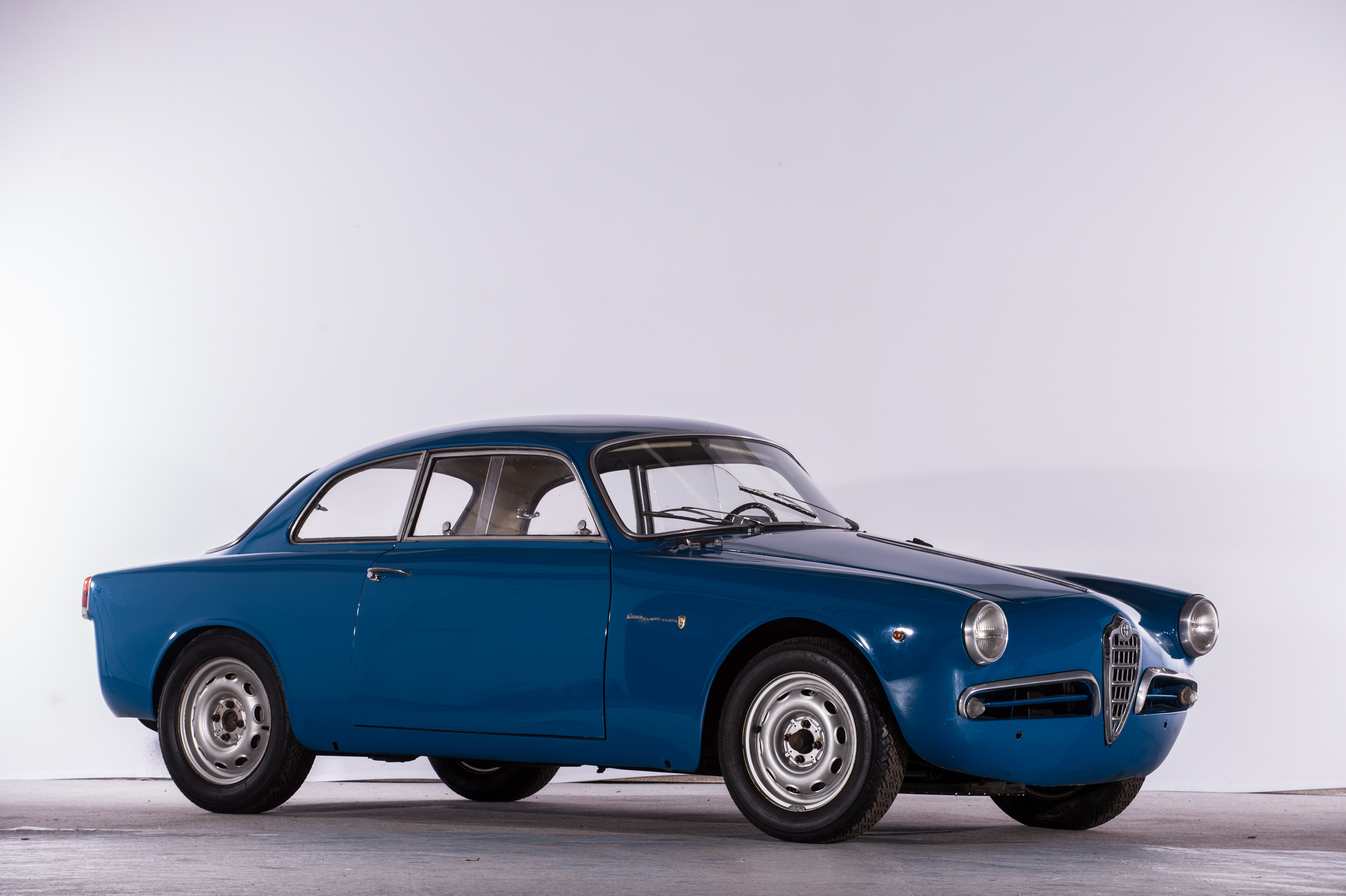 1956 alfa romeo giulietta sprint veloce alleggerita classic driver market. Black Bedroom Furniture Sets. Home Design Ideas