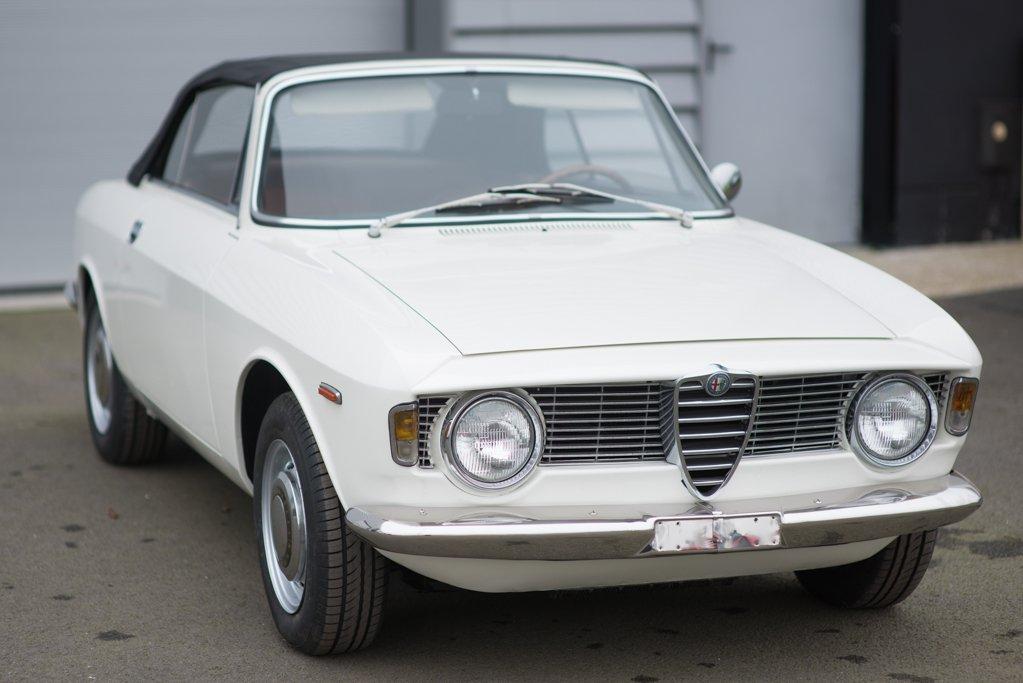 1966 Alfa Romeo Giulia Gtc Vintage Car For Sale