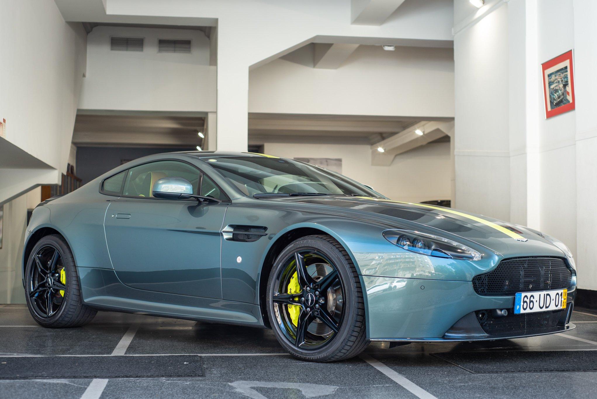2018 Aston Martin V8 Vantage Amr Halo Pack Classic Driver Market