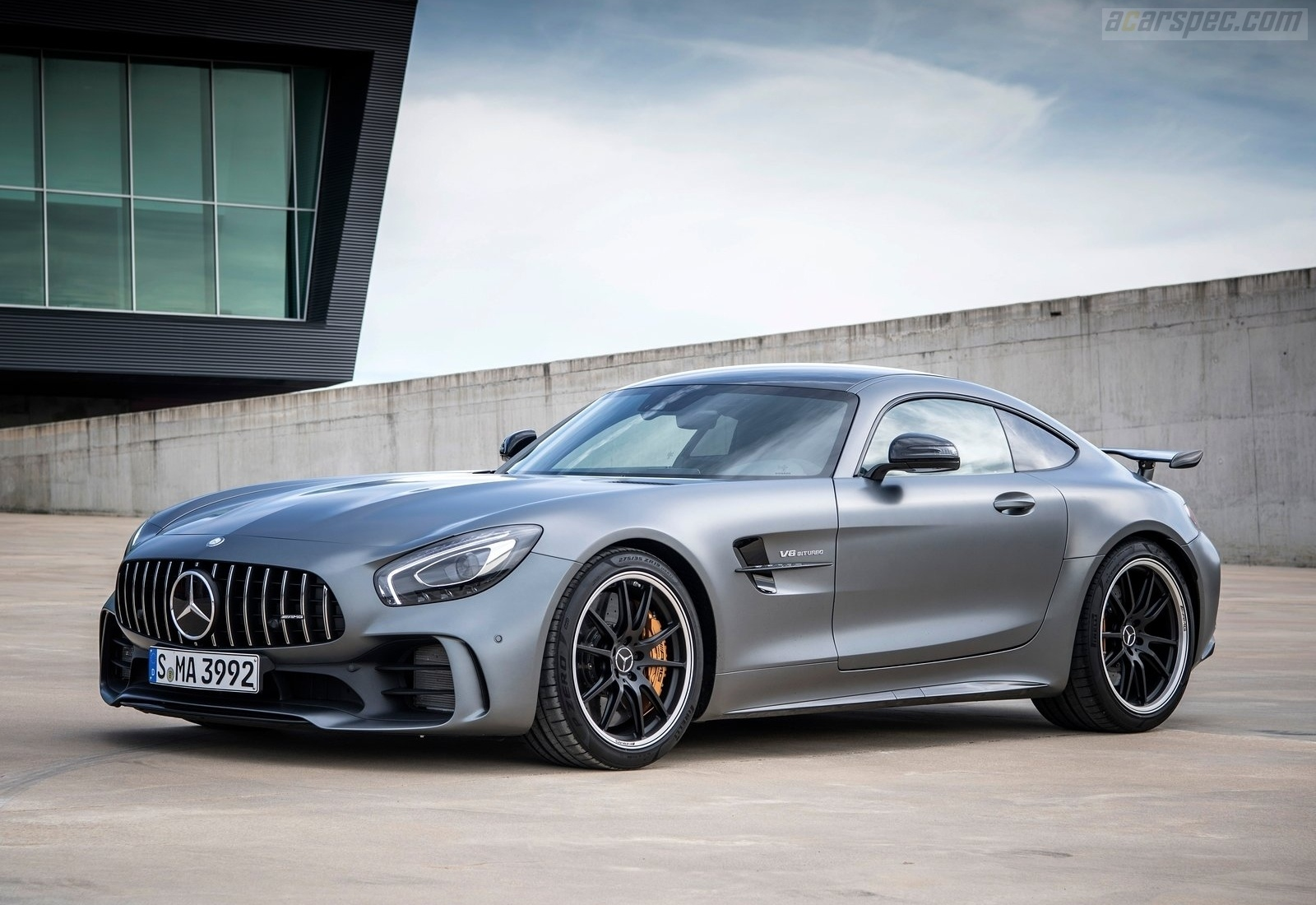 2017 mercedes benz amg gt r coup classic driver market. Black Bedroom Furniture Sets. Home Design Ideas