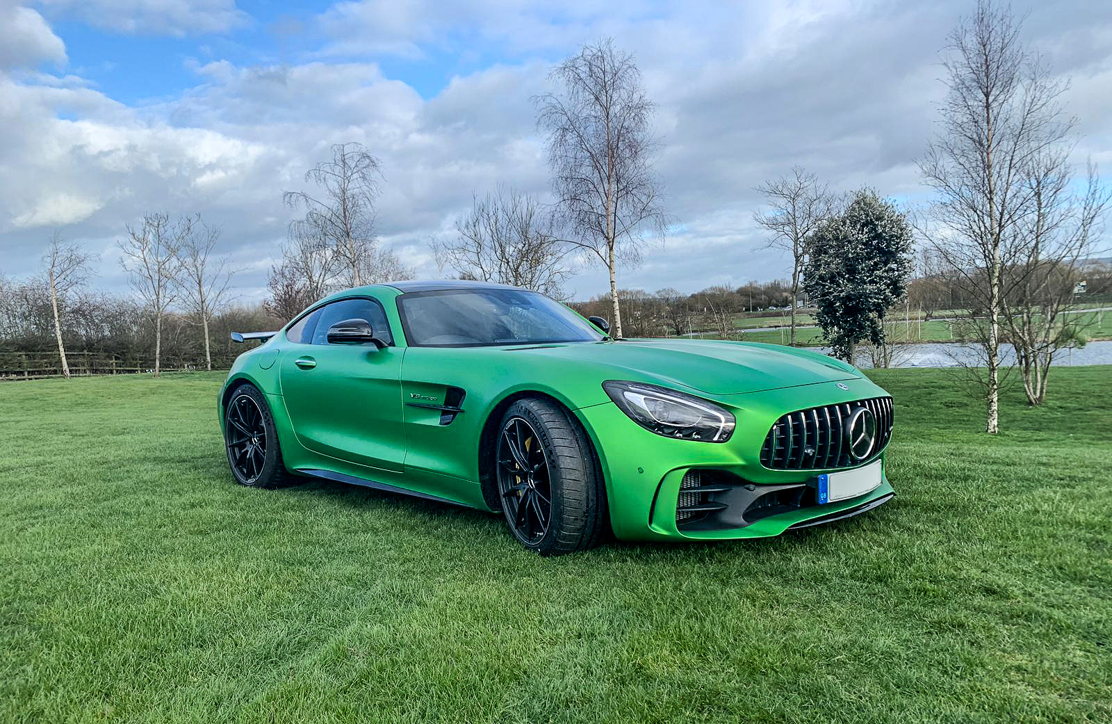 2019 Mercedes Benz Amg Gt R Coupe Classic Driver Market