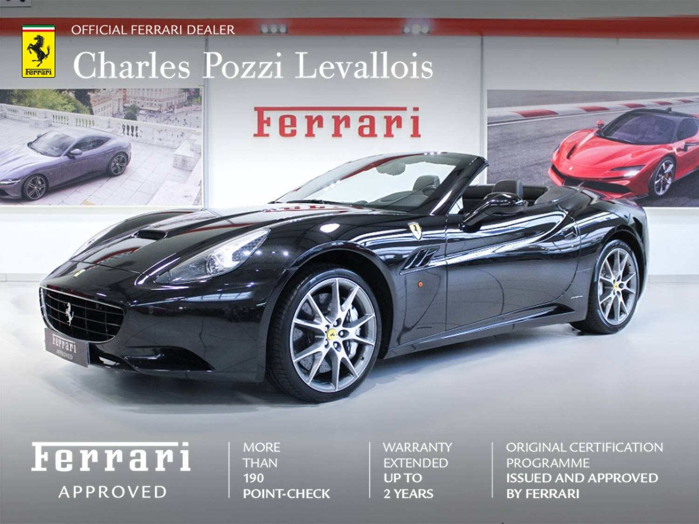 2012 Ferrari California Classic Driver Market