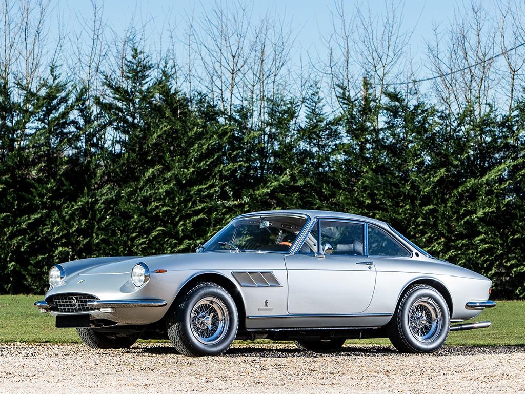 1967 Ferrari 330 Gtc Classic Driver Market