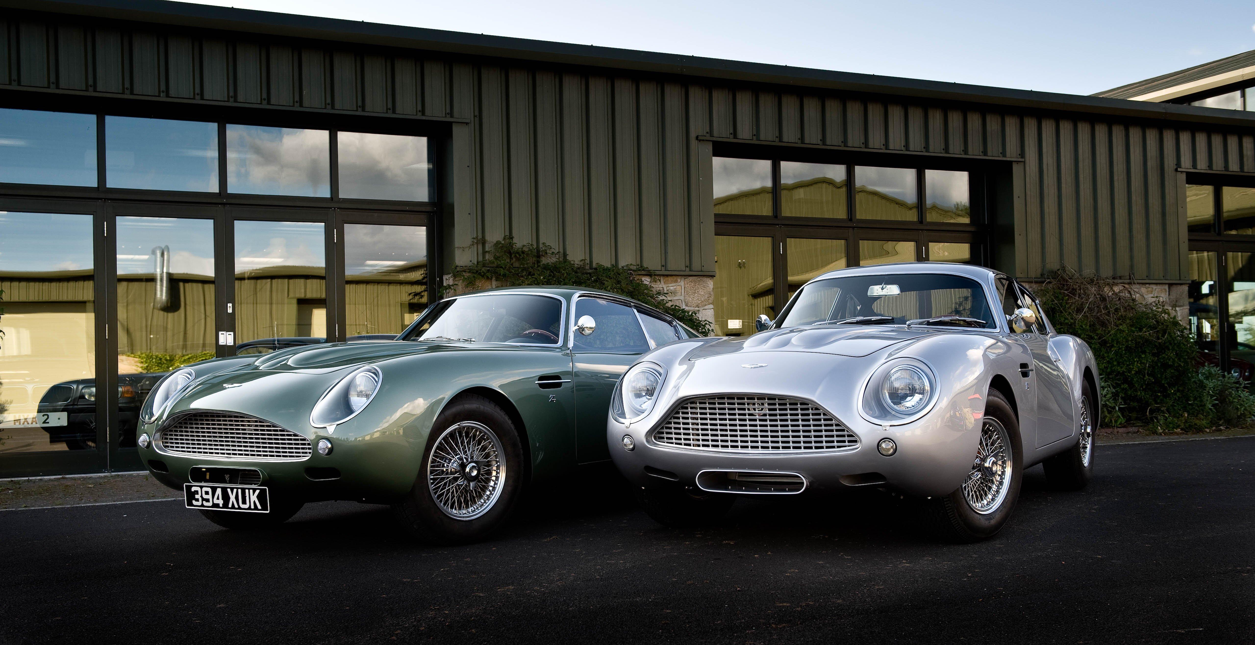 1961 Aston Martin Db4 Zagato Recreation Classic Driver Market