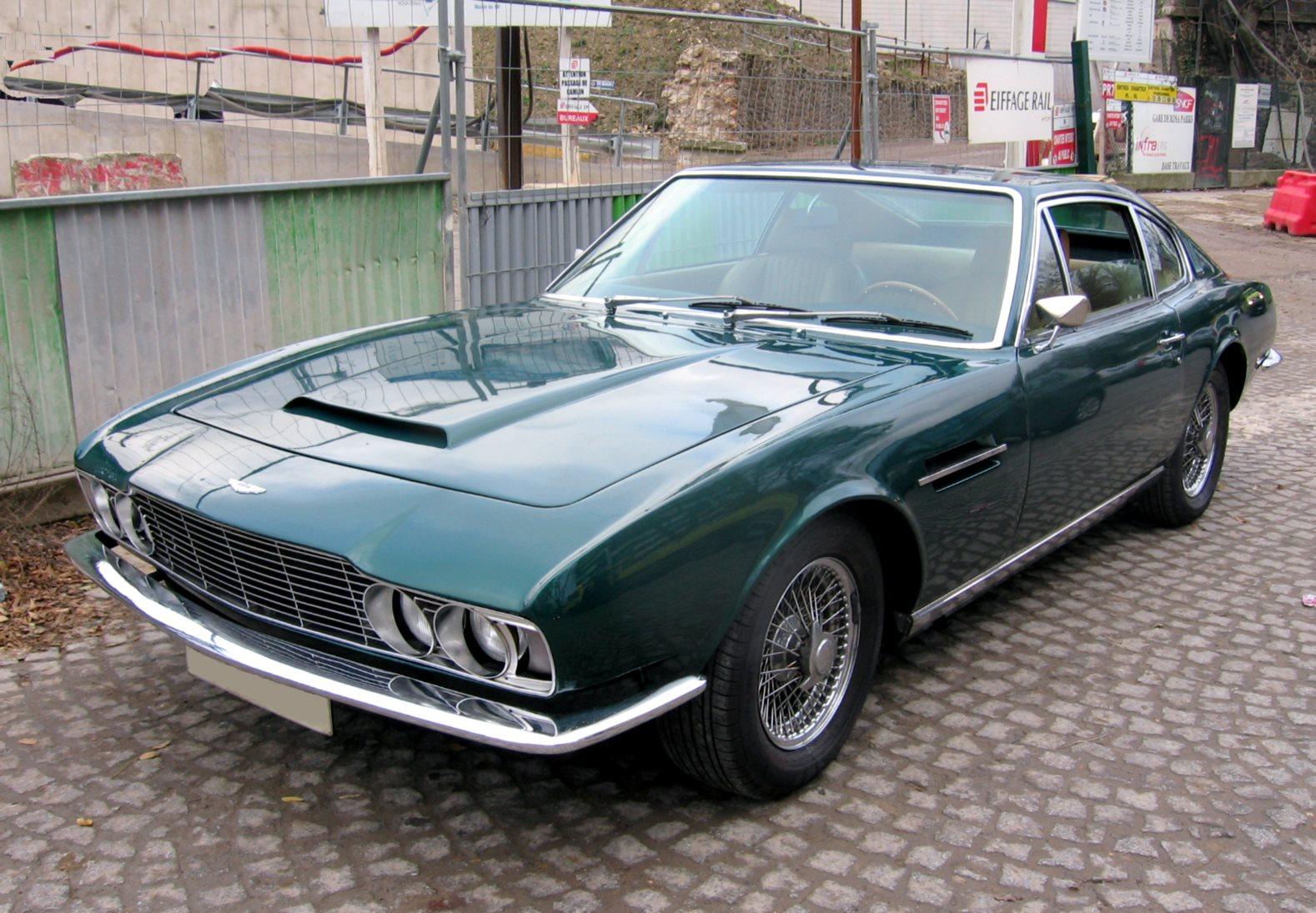 1970 aston martin dbs factory vantage zf gearbox classic driver market. Black Bedroom Furniture Sets. Home Design Ideas