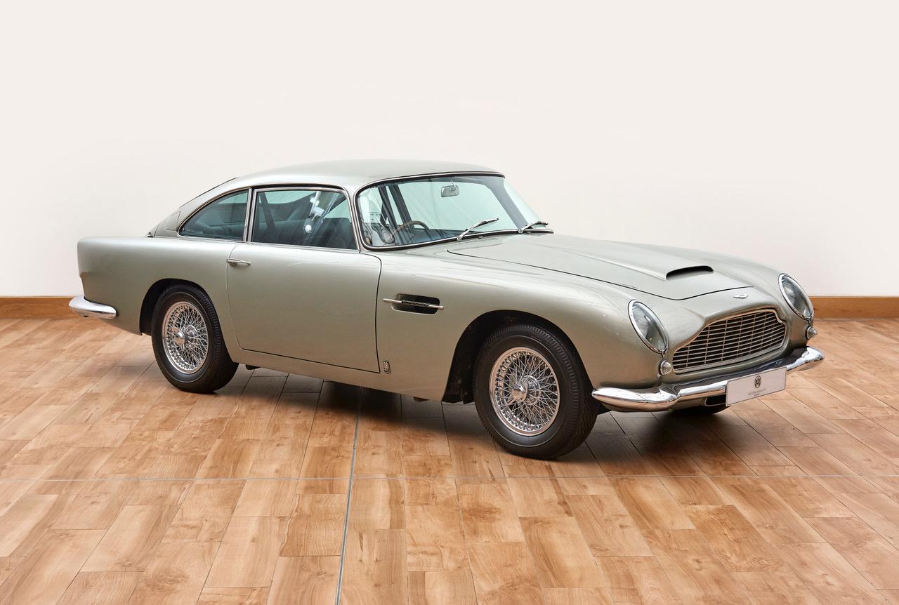 1964 Aston Martin Db5 Vantage Specification Classic Driver Market