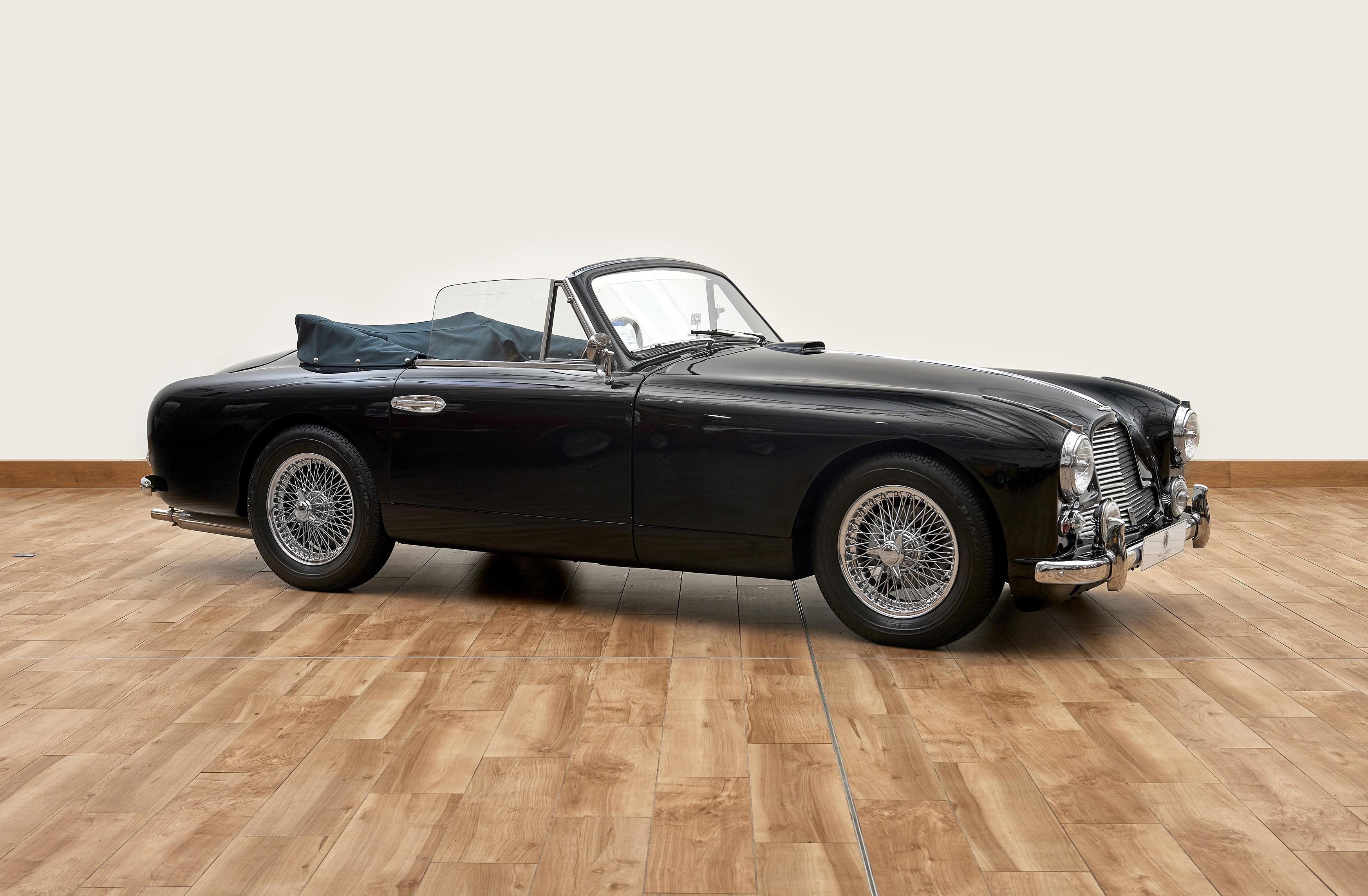 1954 Aston Martin Db2 4 Oldtimer Zu Verkaufen