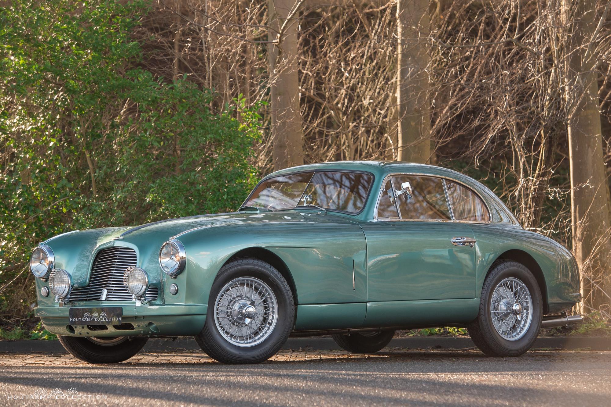 1950 Aston Martin Db2 Oldtimer Zu Verkaufen