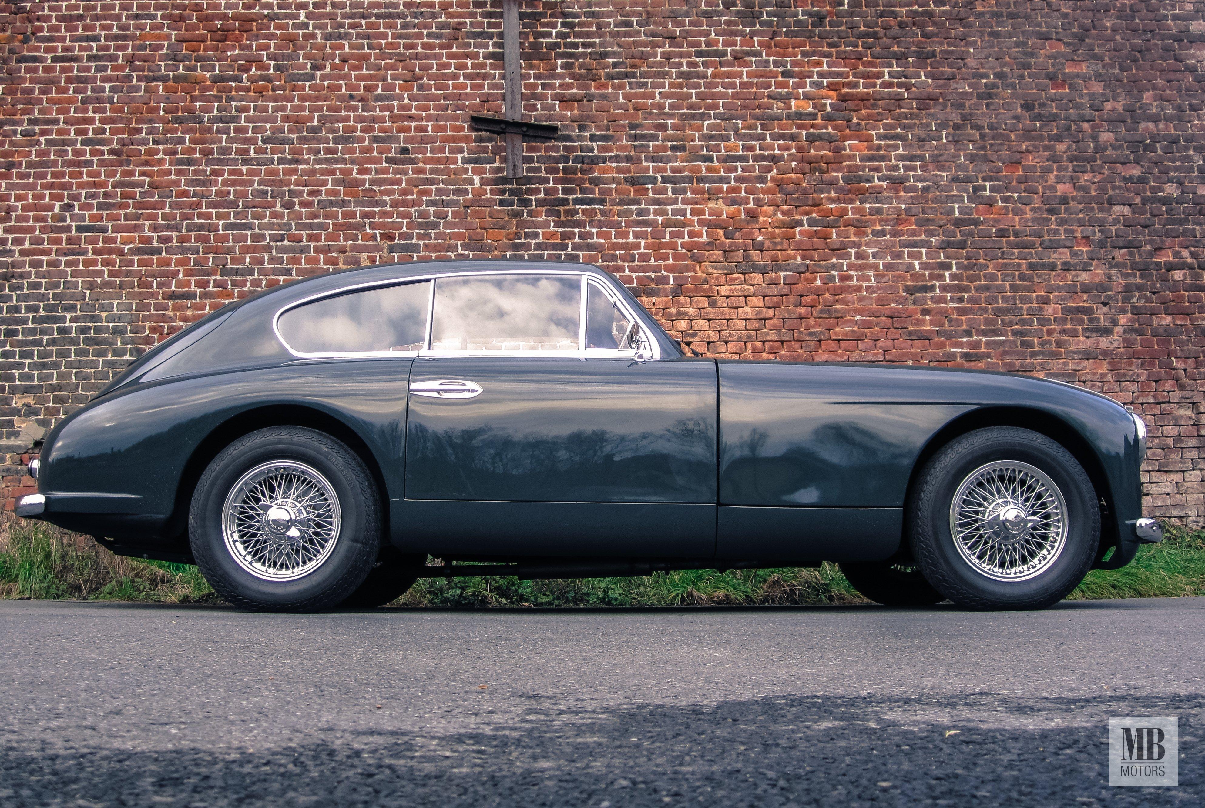 1959 Aston Martin Db2 4 Mk2 Classic Driver Market