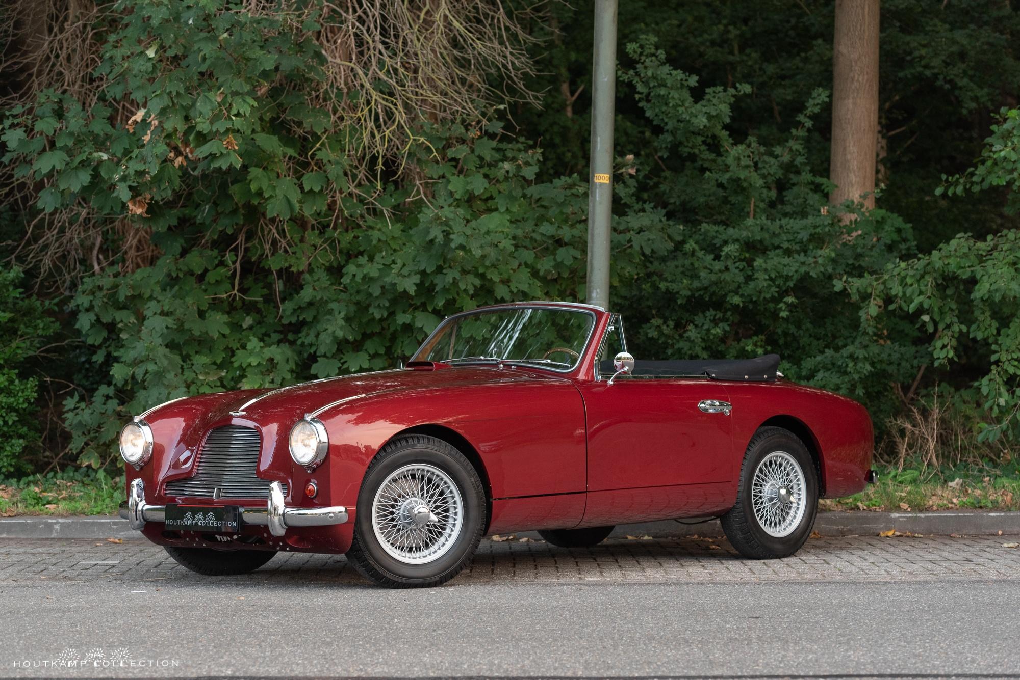 1955 Aston Martin Db2 4 Oldtimer Zu Verkaufen