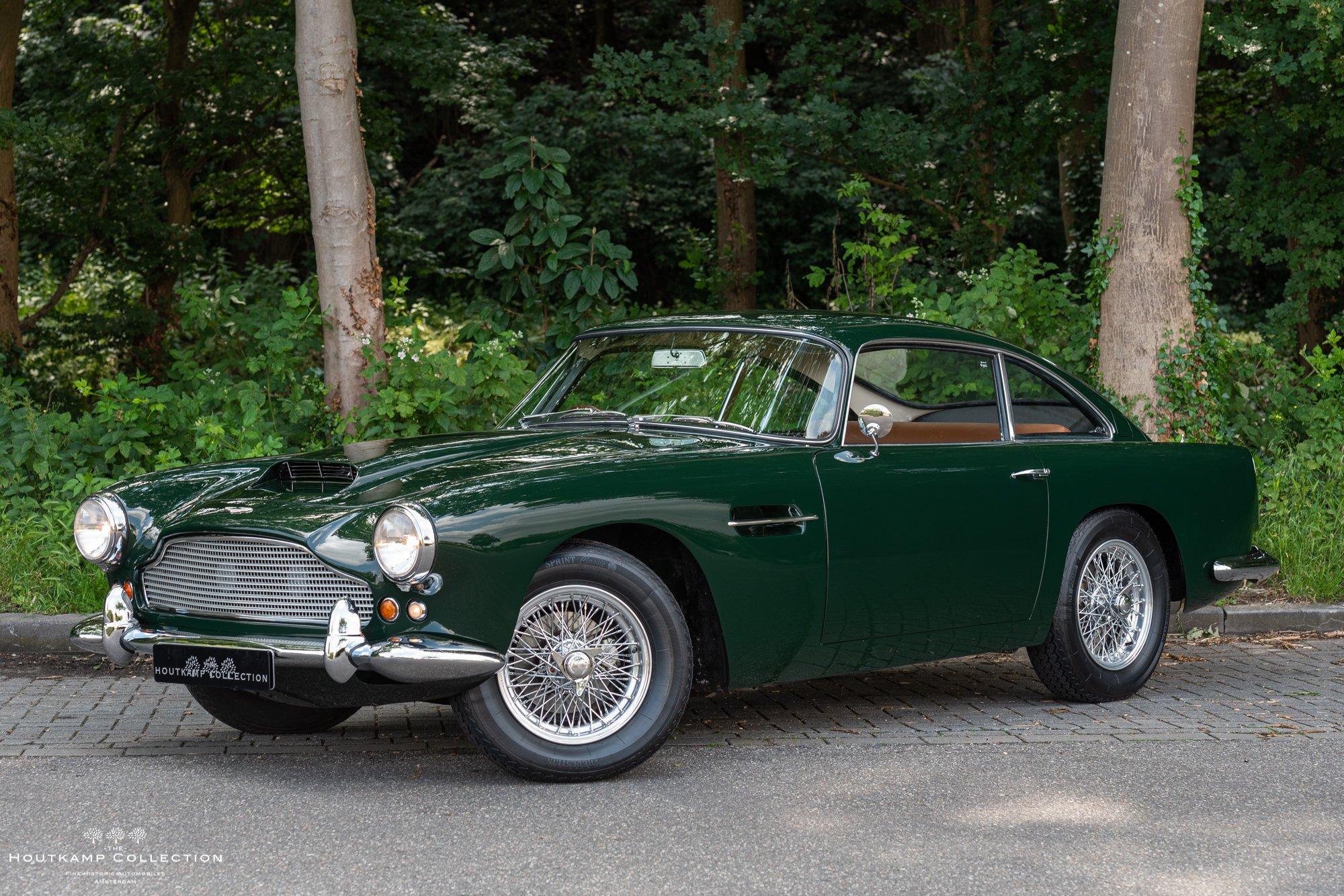 1959 Aston Martin Db4 The 51st Db4 Produced Oldtimer Zu Verkaufen