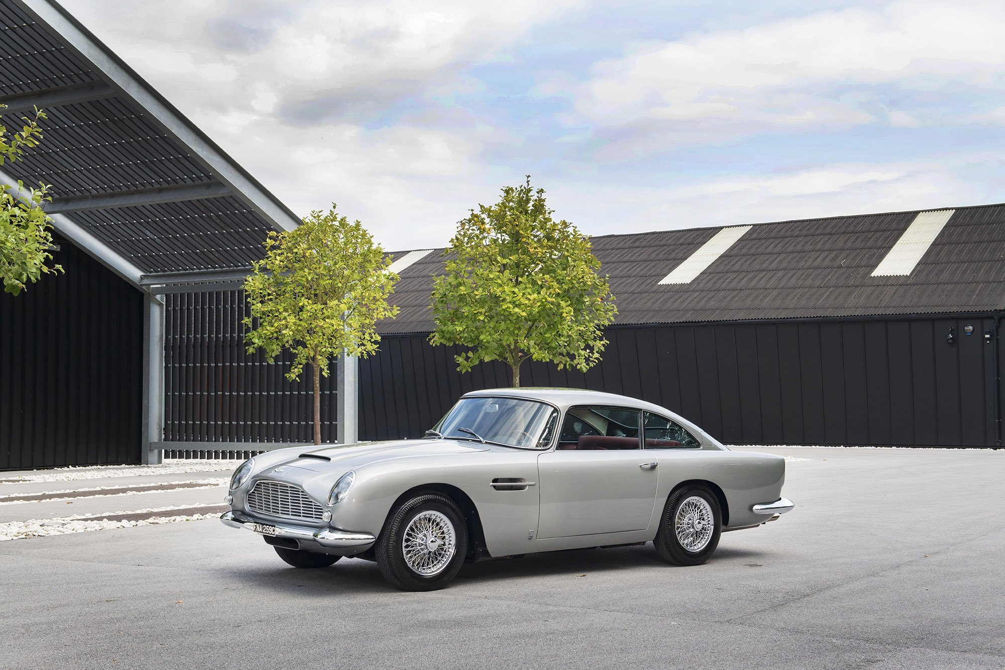 1965 Aston Martin Db5 1965 Aston Martin Db5 Factory Lhd And Matching Numbers Classic Driver Market