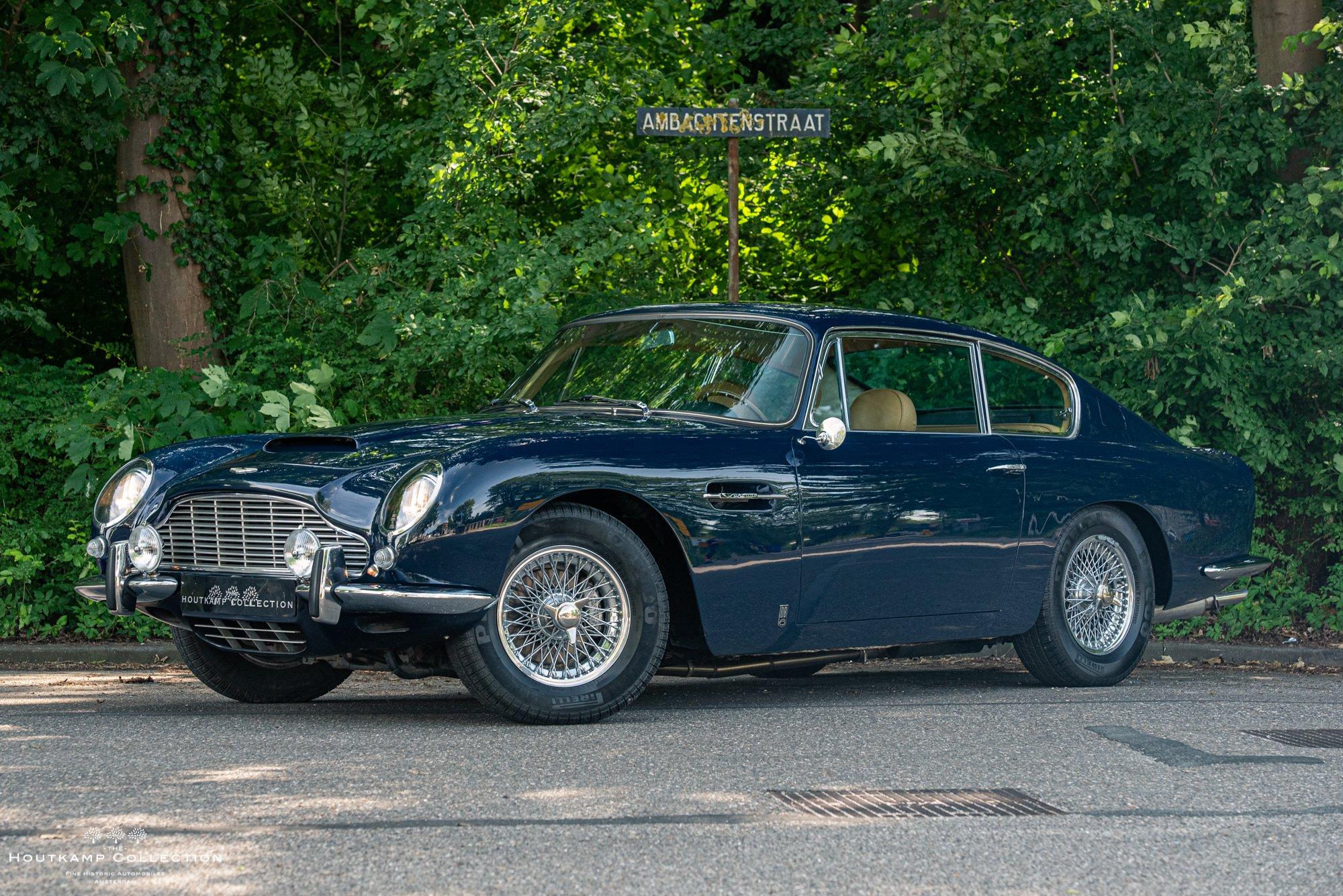 1966 Aston Martin Db6 An Ultra Rare Original Left Hand Drive Db6 Oldtimer Zu Verkaufen