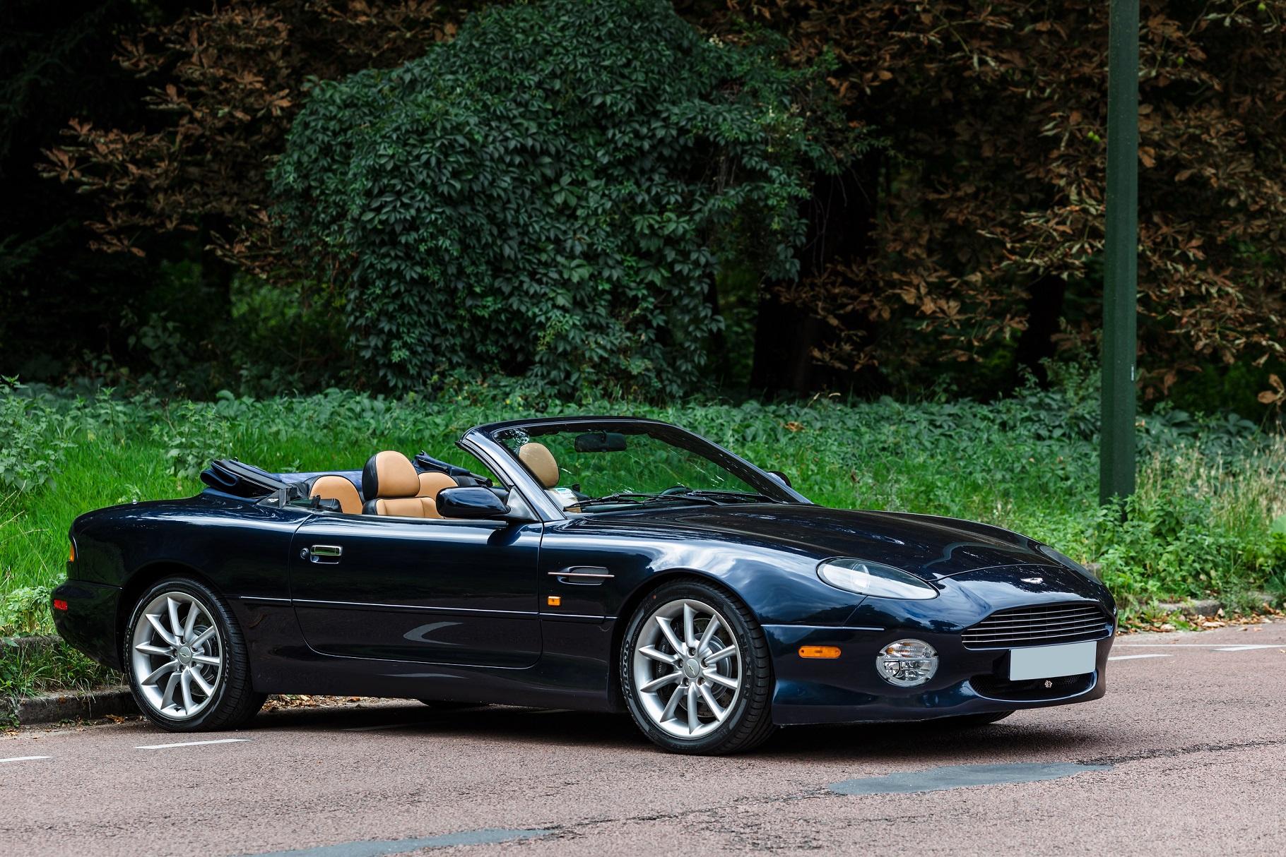 2001 Aston Martin Db7 Vantage Volante Classic Driver Market