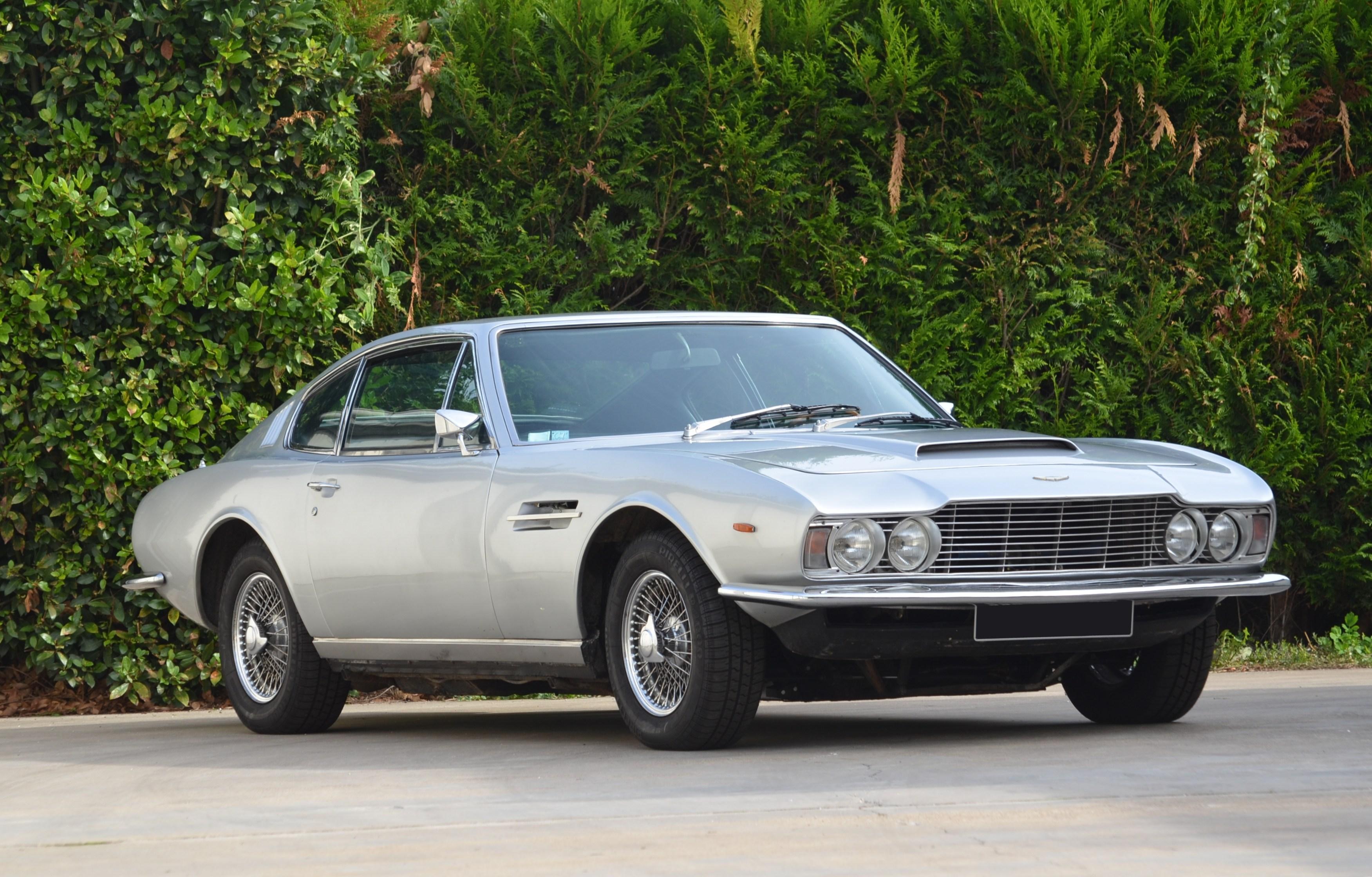 13 Aston Martin DBS - Coupé | Classic Driver Market | 1969 aston martin