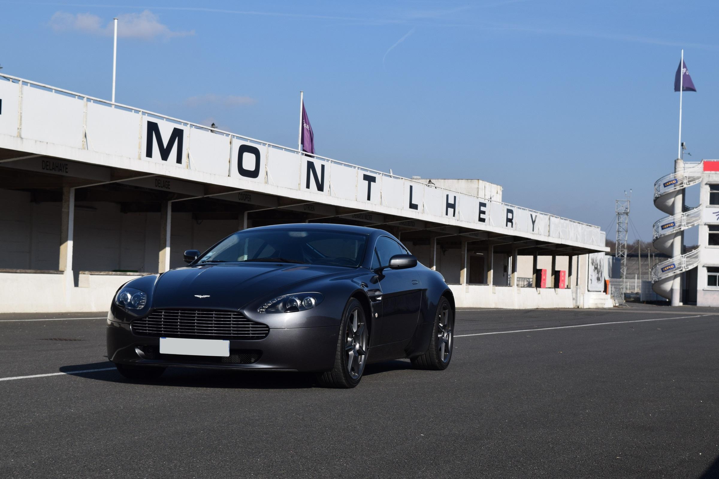 2008 Aston Martin V8 Vantage Classic Driver Market