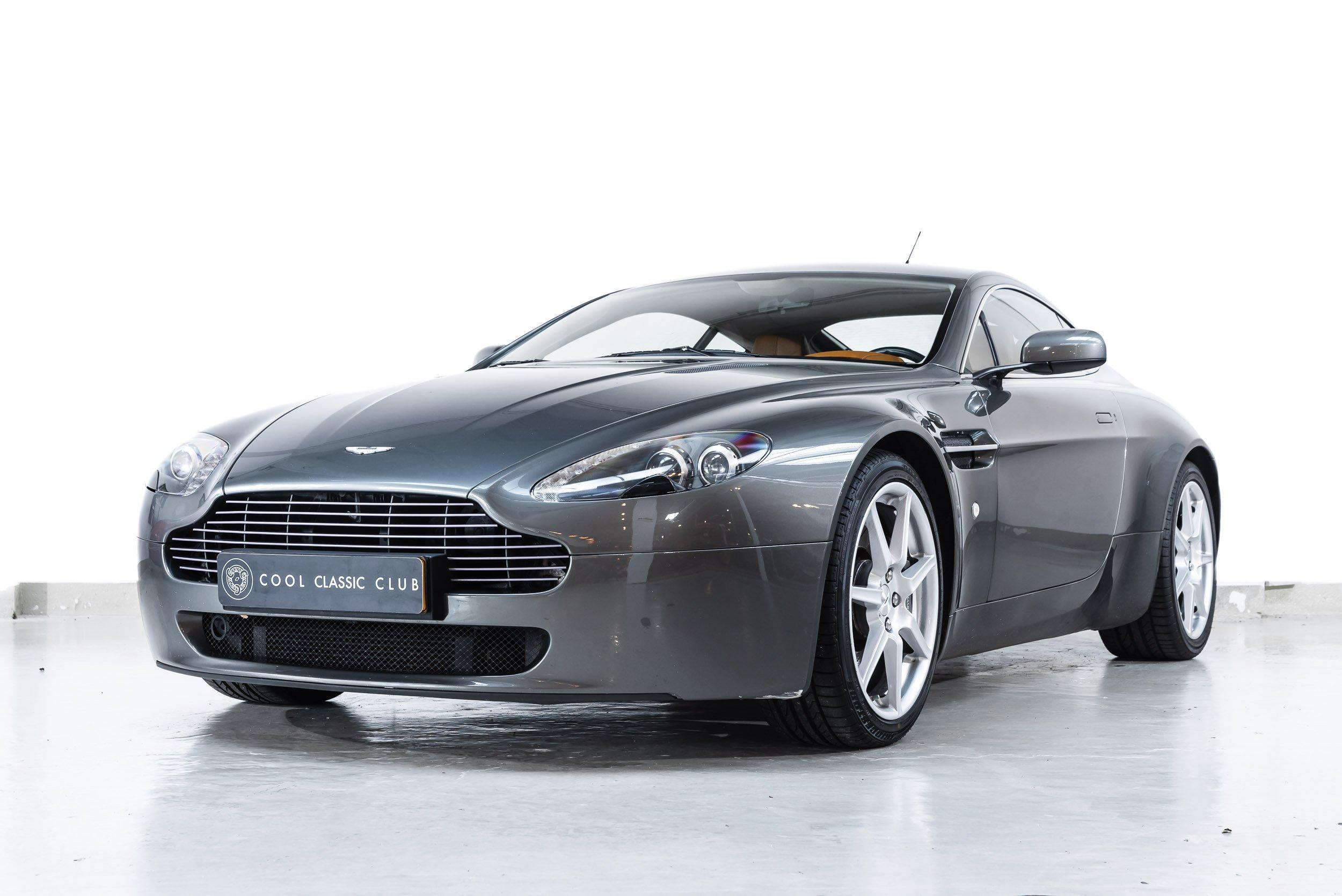 2006 Aston Martin V8 Vantage Manual Gearbox Classic Driver Market