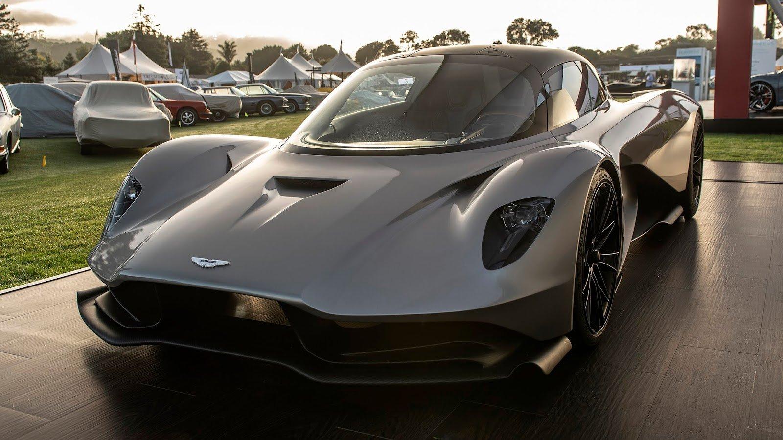 2021 Aston Martin Valkyrie Valhalla Classic Driver Market