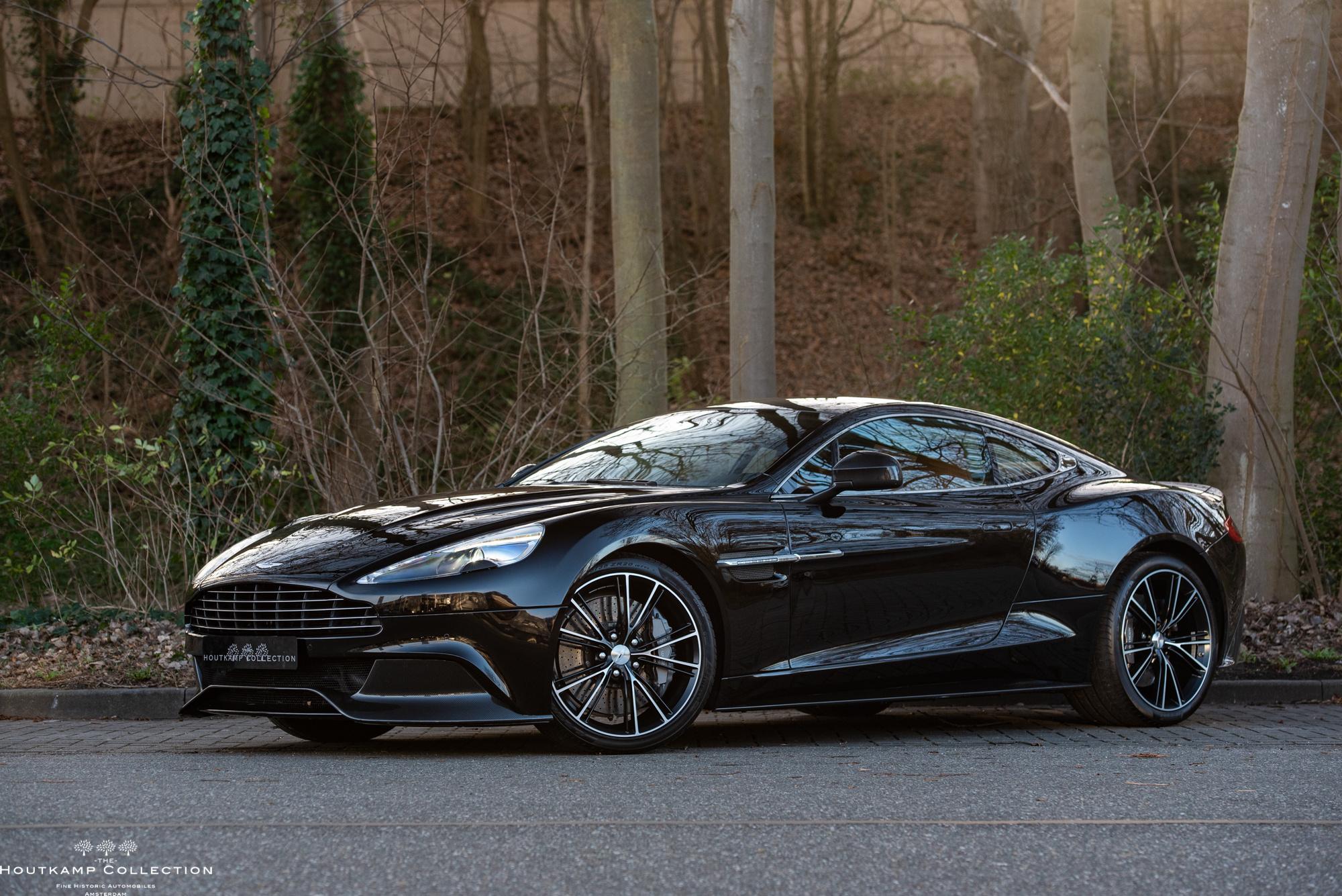 2013 Aston Martin Vanquish Just 17 900 Since Its First Registration Classic Driver Market
