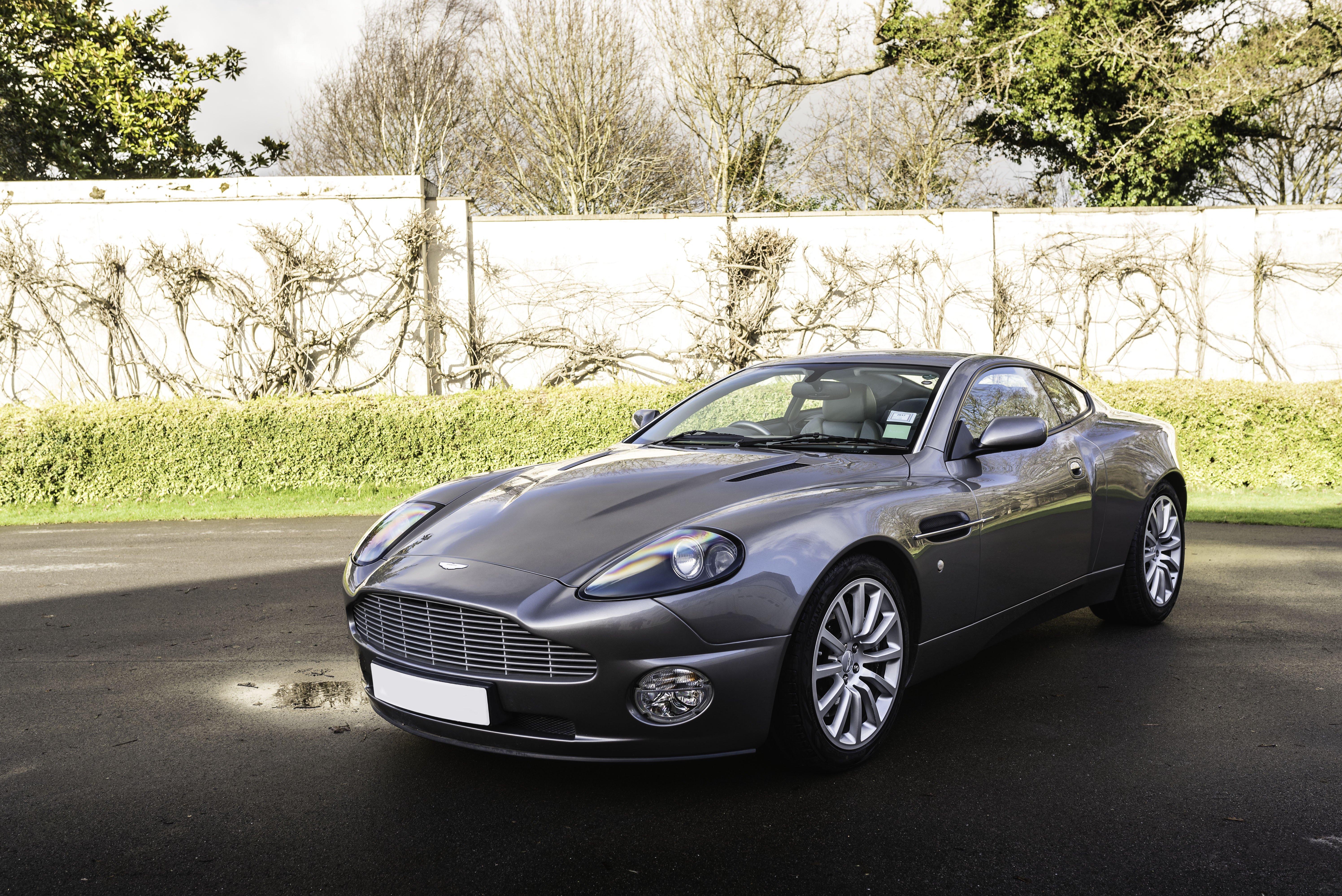 2003 Aston Martin Vanquish 2 2 Rhd Recent Major Mechanical Overhaul Classic Driver Market