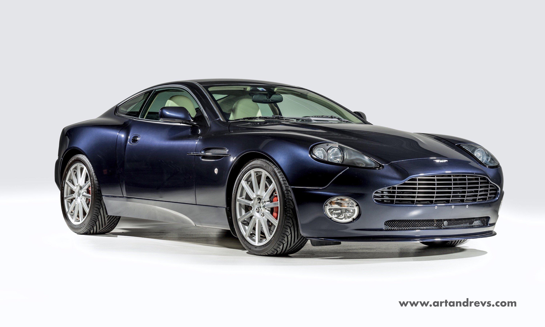 2007 Aston Martin Vanquish S Manual Gearbox Nice Colors Classic Driver Market