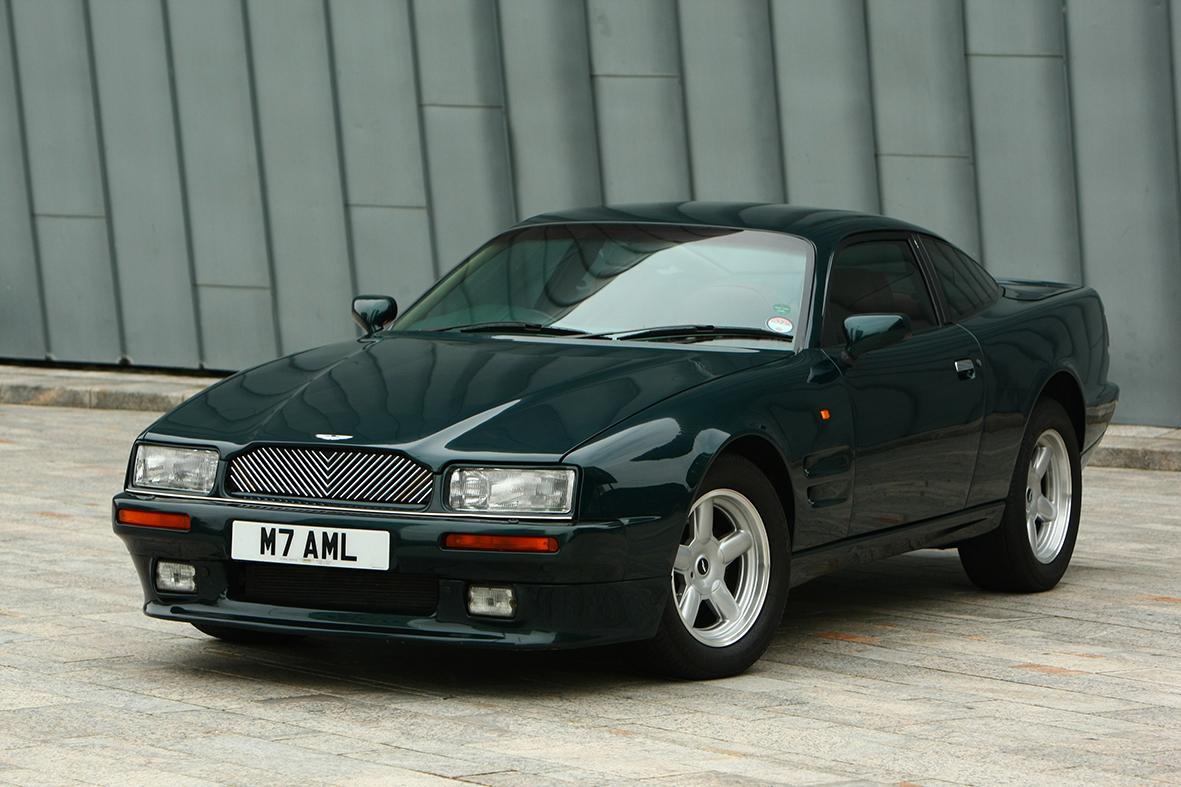 1994 Aston Martin Virage Limited Edition Classic Driver Market