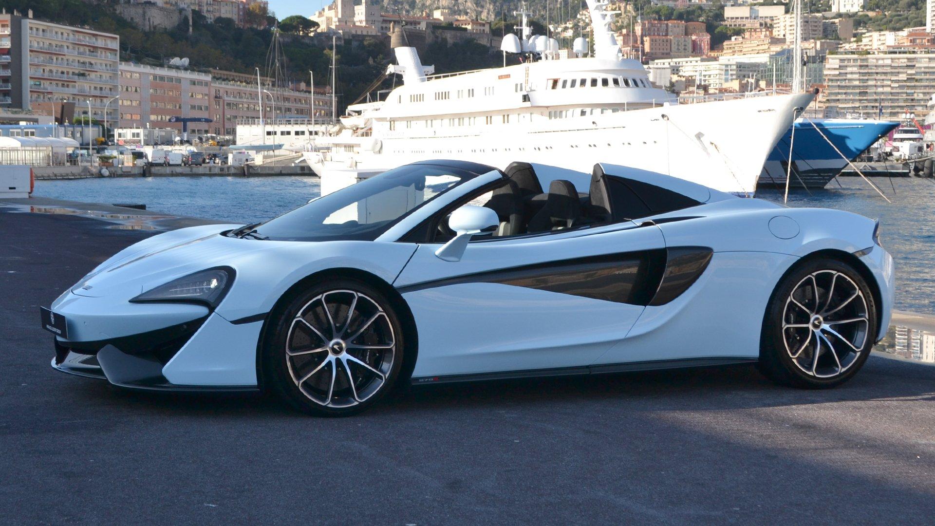 2020 McLaren 570S Coupe Specs
