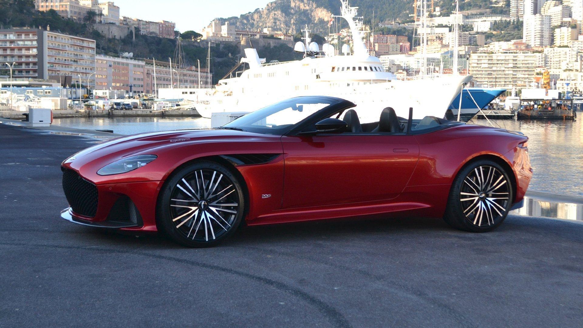 2020 Aston Martin Dbs Superleggera Classic Driver Market