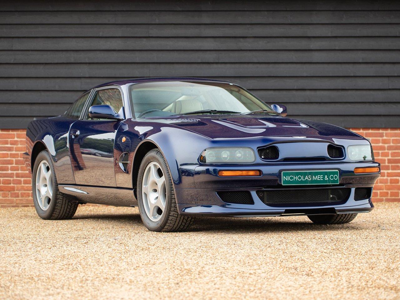 2000 Aston Martin Vantage V550 Le Mans V600 Classic Driver Market