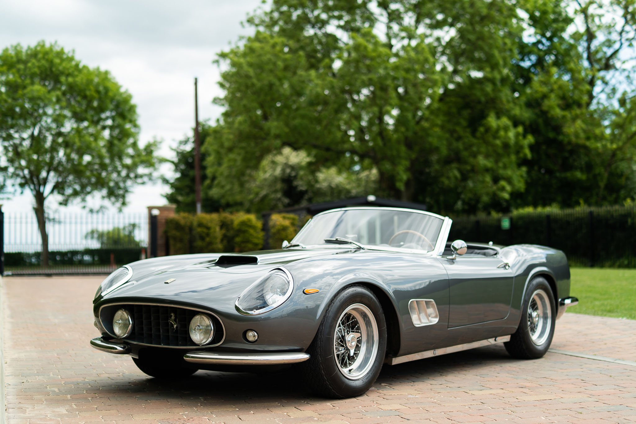 1962 Ferrari 250 Gt California Spyder Recreation Classic Driver Market