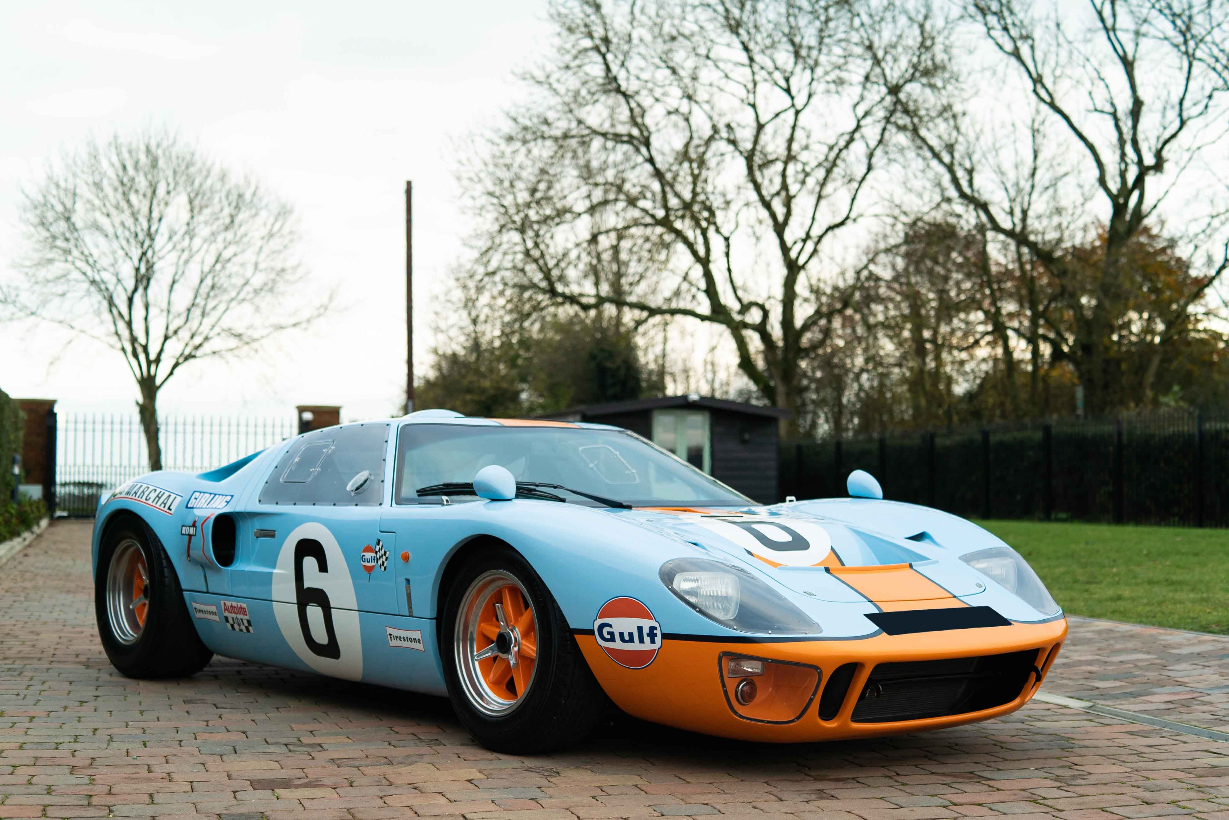 2011 Superformance GT 40 - Heritage Edition | Classic Driver