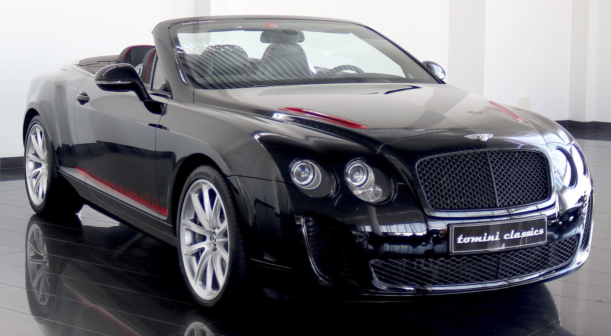 2013 Bentley Continental Gt Supersports Ice Speed Record Isr Classic Driver Market