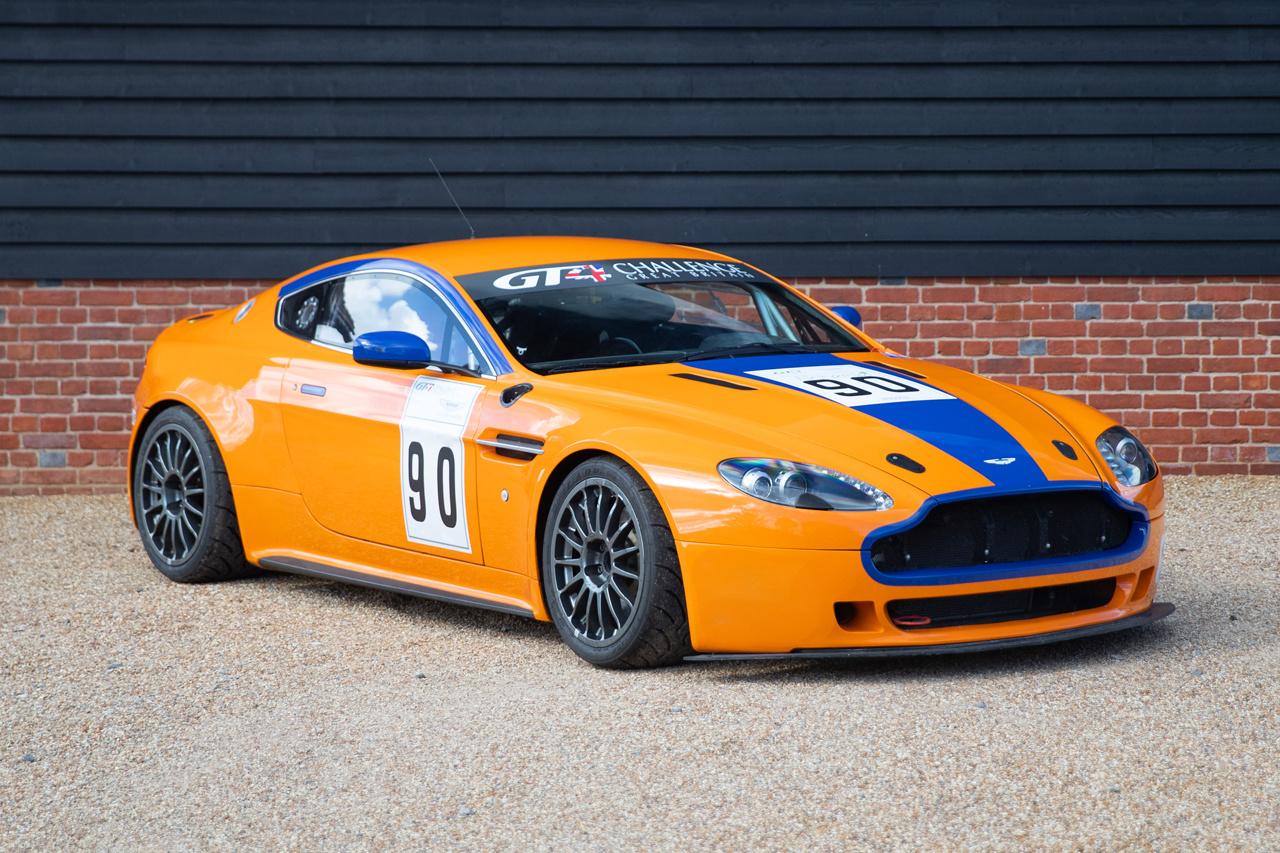 2008 Aston Martin V8 Vantage N24 Classic Driver Market