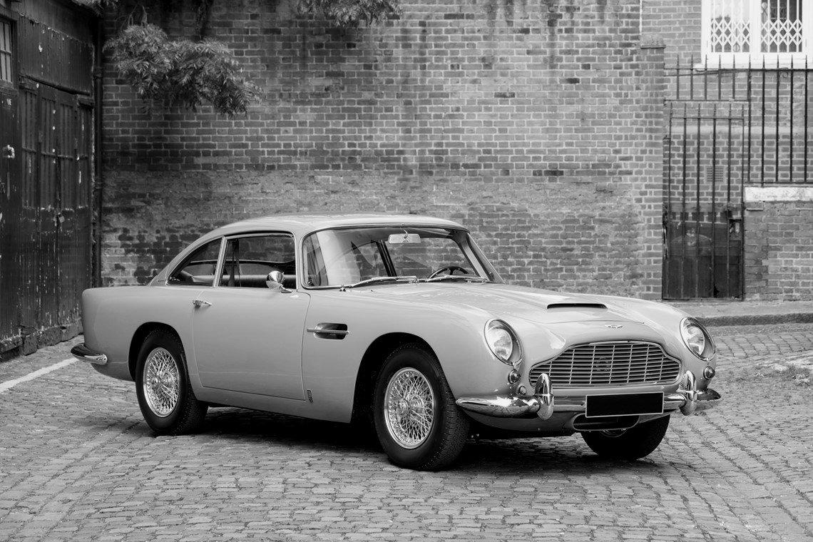 1963 Aston Martin Db5 1 Of Only 220 Original Manufactured Left Hand Drive Restoration Project Oldtimer Zu Verkaufen