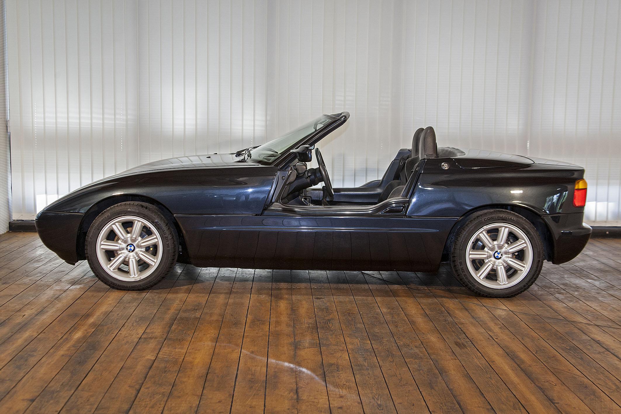 1991 Bmw Z1 Classic Driver Market