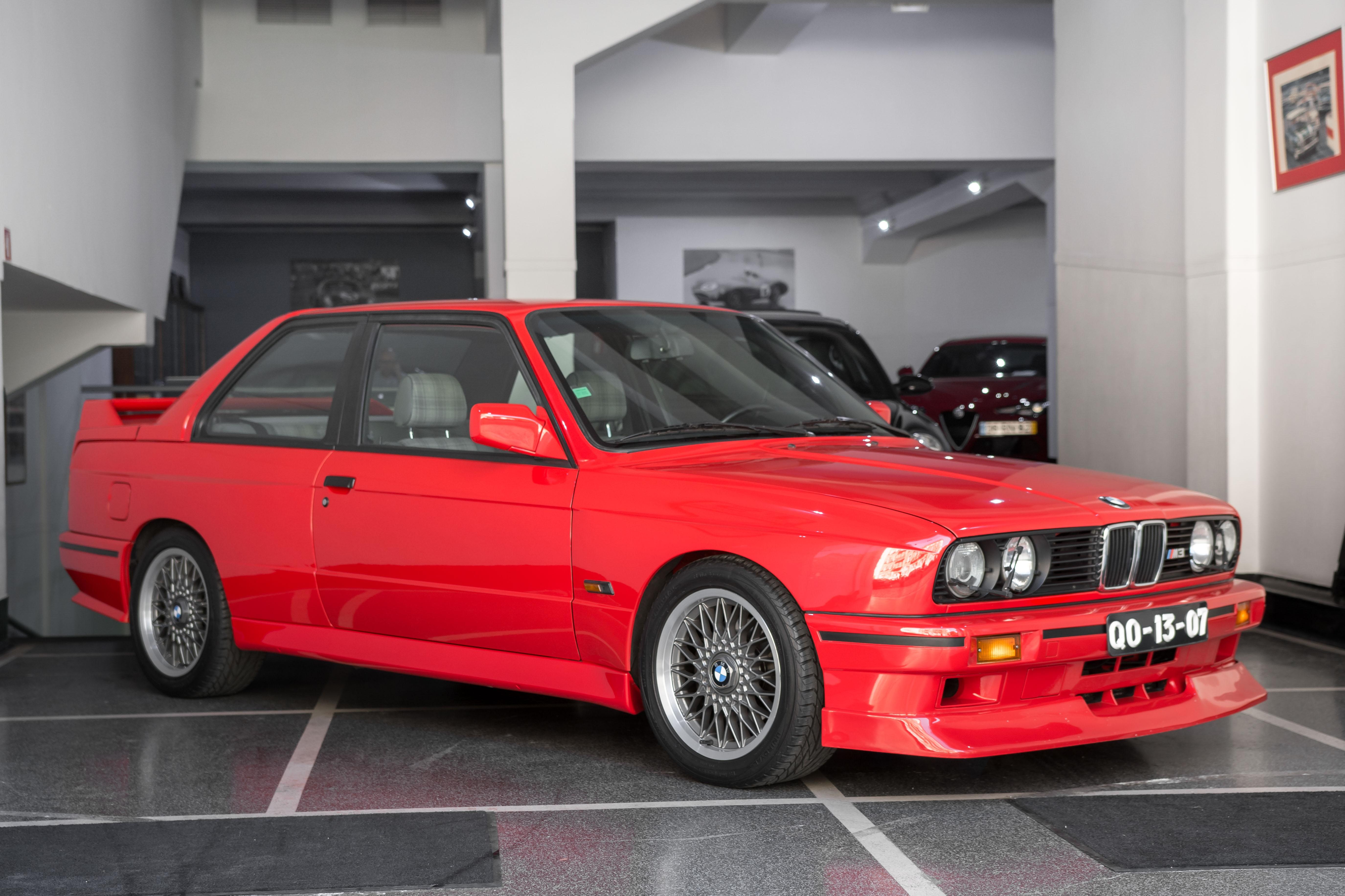 1988 bmw 3 series e30 m3 evolution ii 400 500 classic driver market. Black Bedroom Furniture Sets. Home Design Ideas