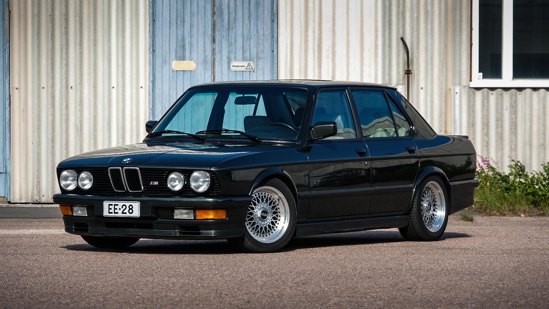 1986 BMW M sport 535i