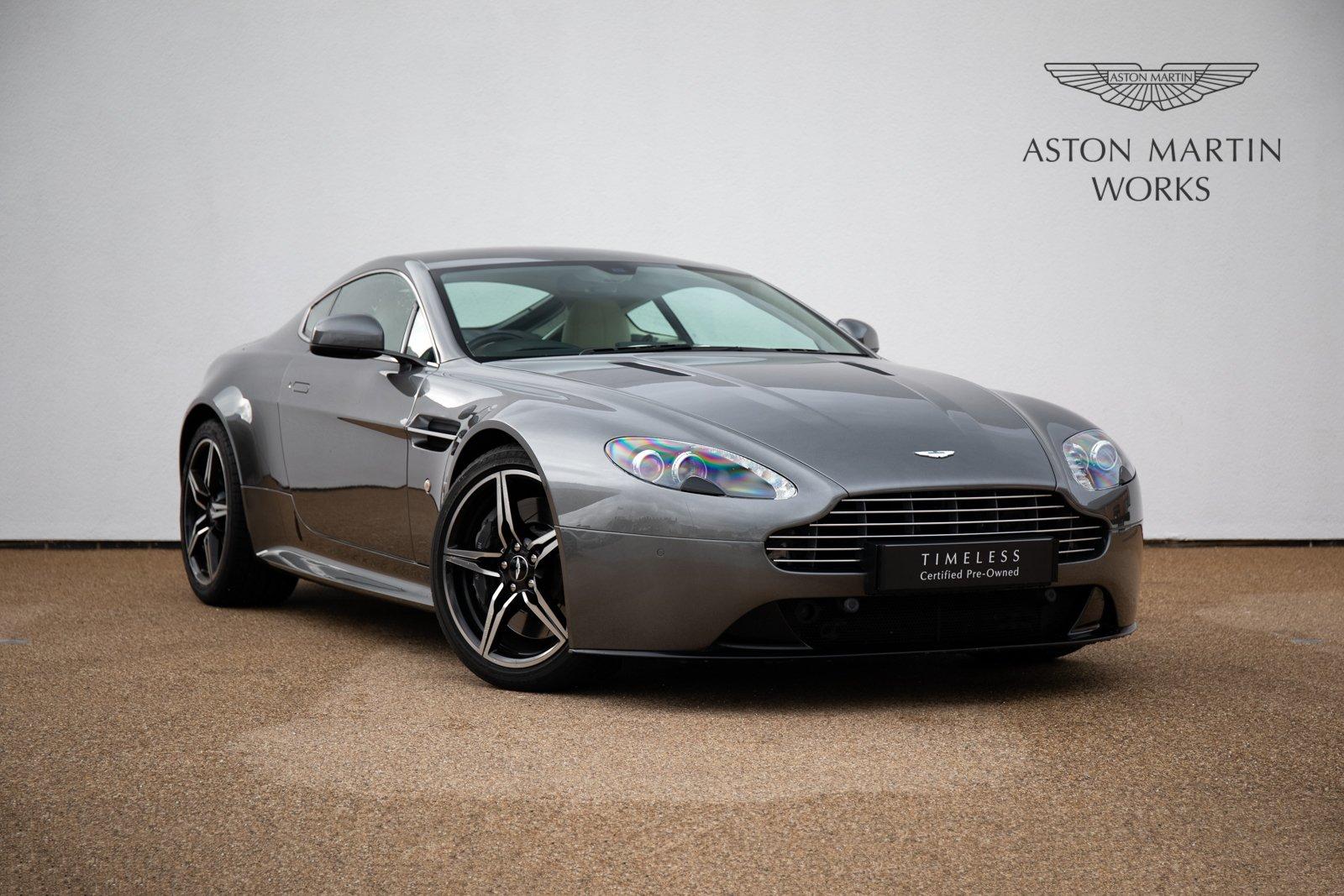 2016 Aston Martin V8 Vantage S Classic Driver Market