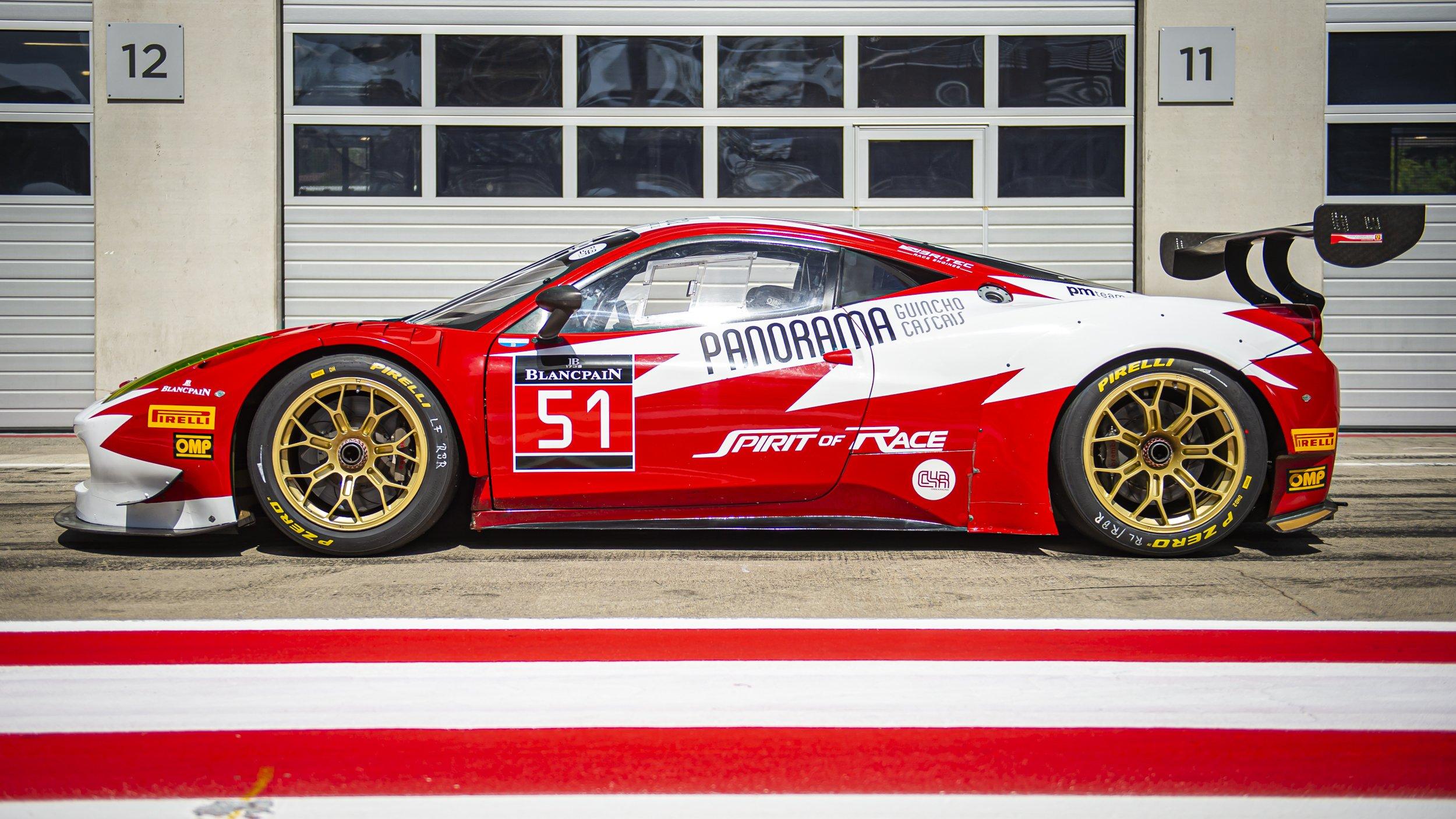 2012 Ferrari 458 Gt3 Classic Driver Market