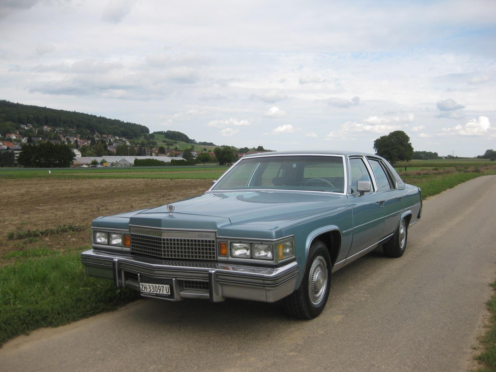 1980 Cadillac Fleetwood Oldtimer Zu Verkaufen 1951 Sedan