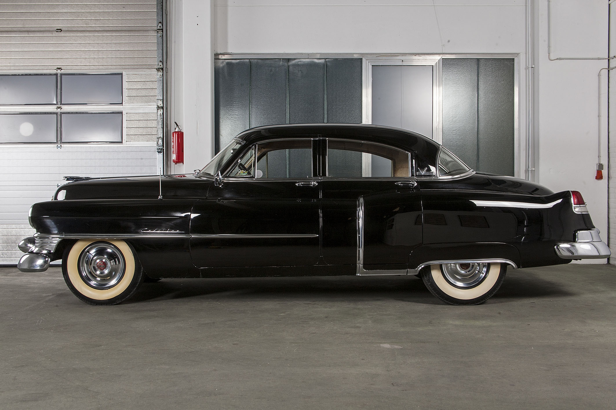 1951 Cadillac Series 61 Vintage Car For Sale 62 Coupe