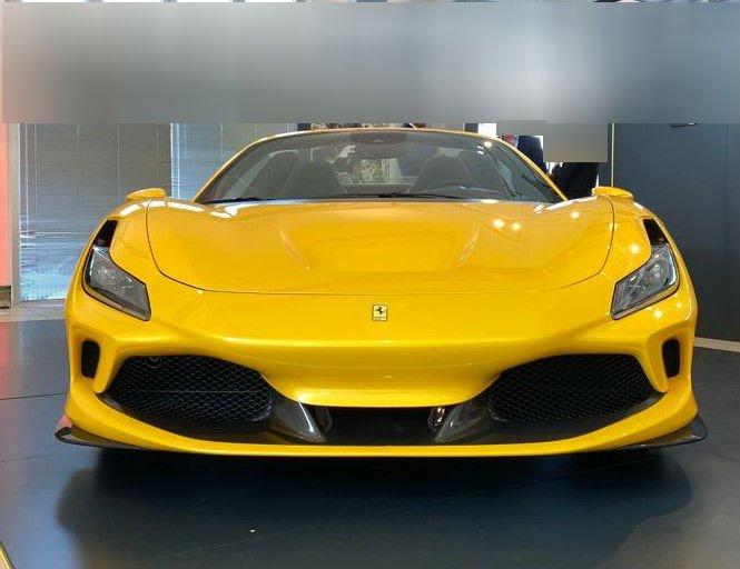2020 Ferrari F8 Tributo Spider Classic Driver Market