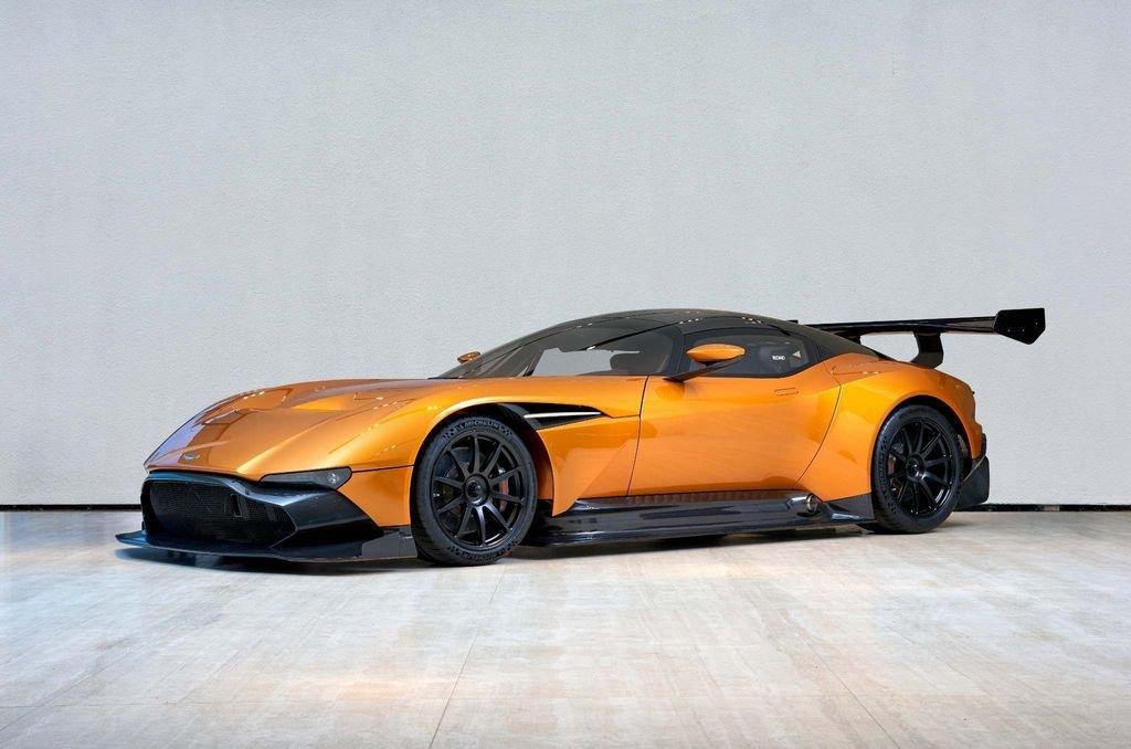 2016 Aston Martin Vulcan Classic Driver Market